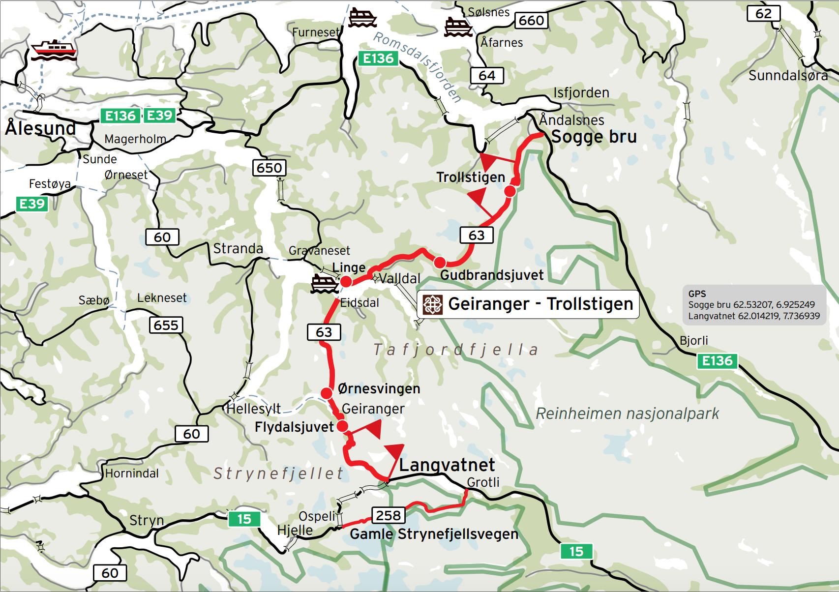 【北歐景點】Trollstigen 精靈之路 ∣ 挪威最驚險的世界級景觀公路 2