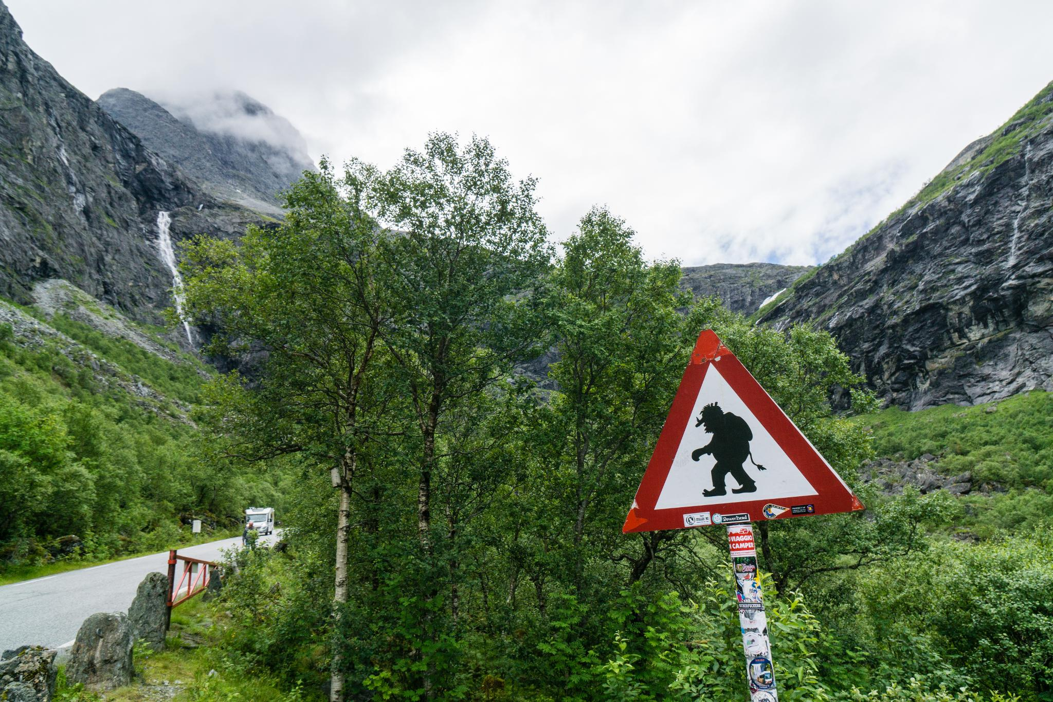 【北歐景點】Trollstigen 精靈之路 ∣ 挪威最驚險的世界級景觀公路 4