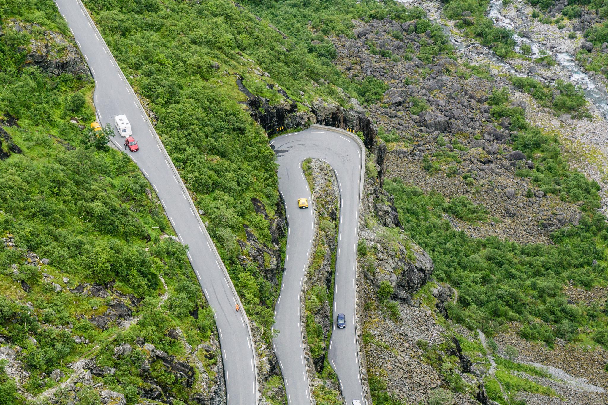 【北歐景點】Trollstigen 精靈之路 ∣ 挪威最驚險的世界級景觀公路 18