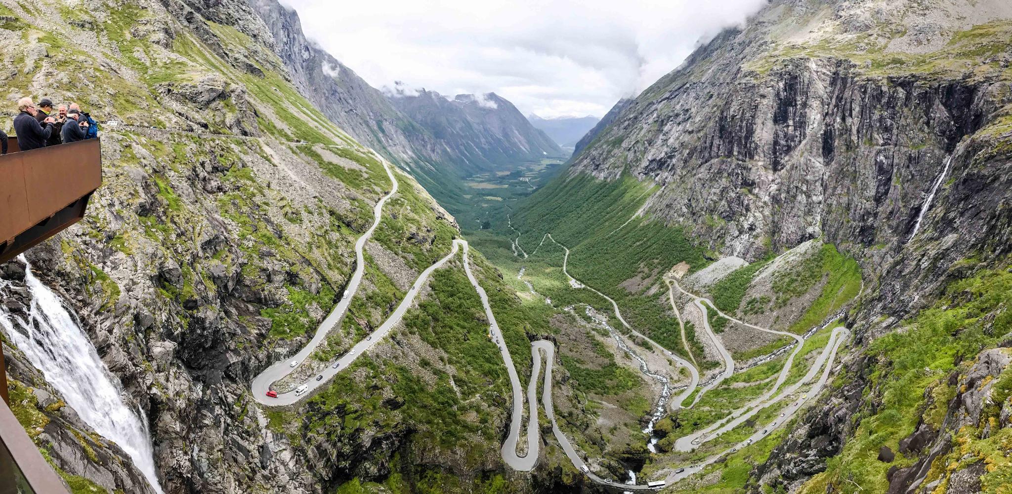 【北歐景點】Trollstigen 精靈之路 ∣ 挪威最驚險的世界級景觀公路 1