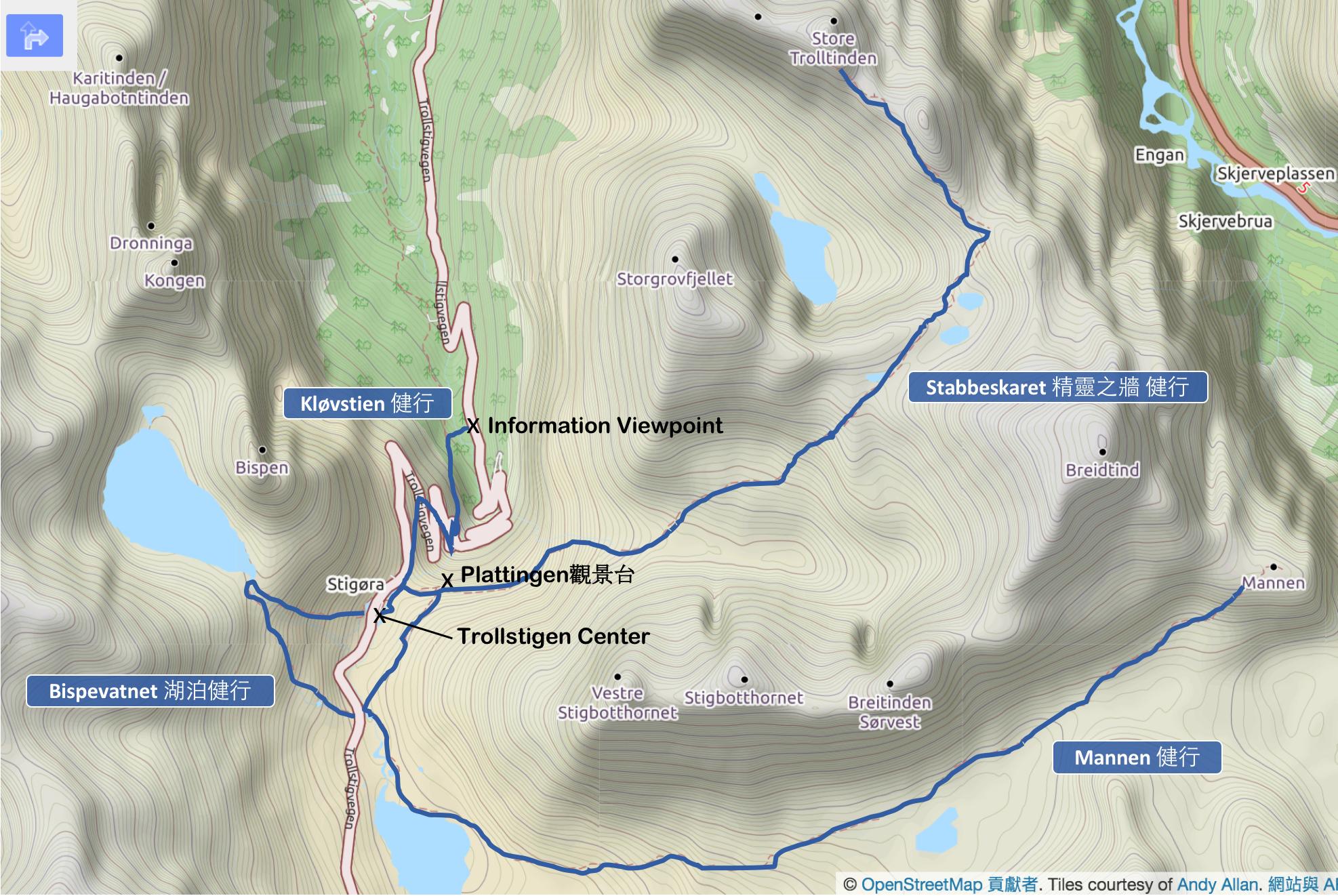 【北歐景點】Trollstigen 精靈之路 ∣ 挪威最驚險的世界級景觀公路 22