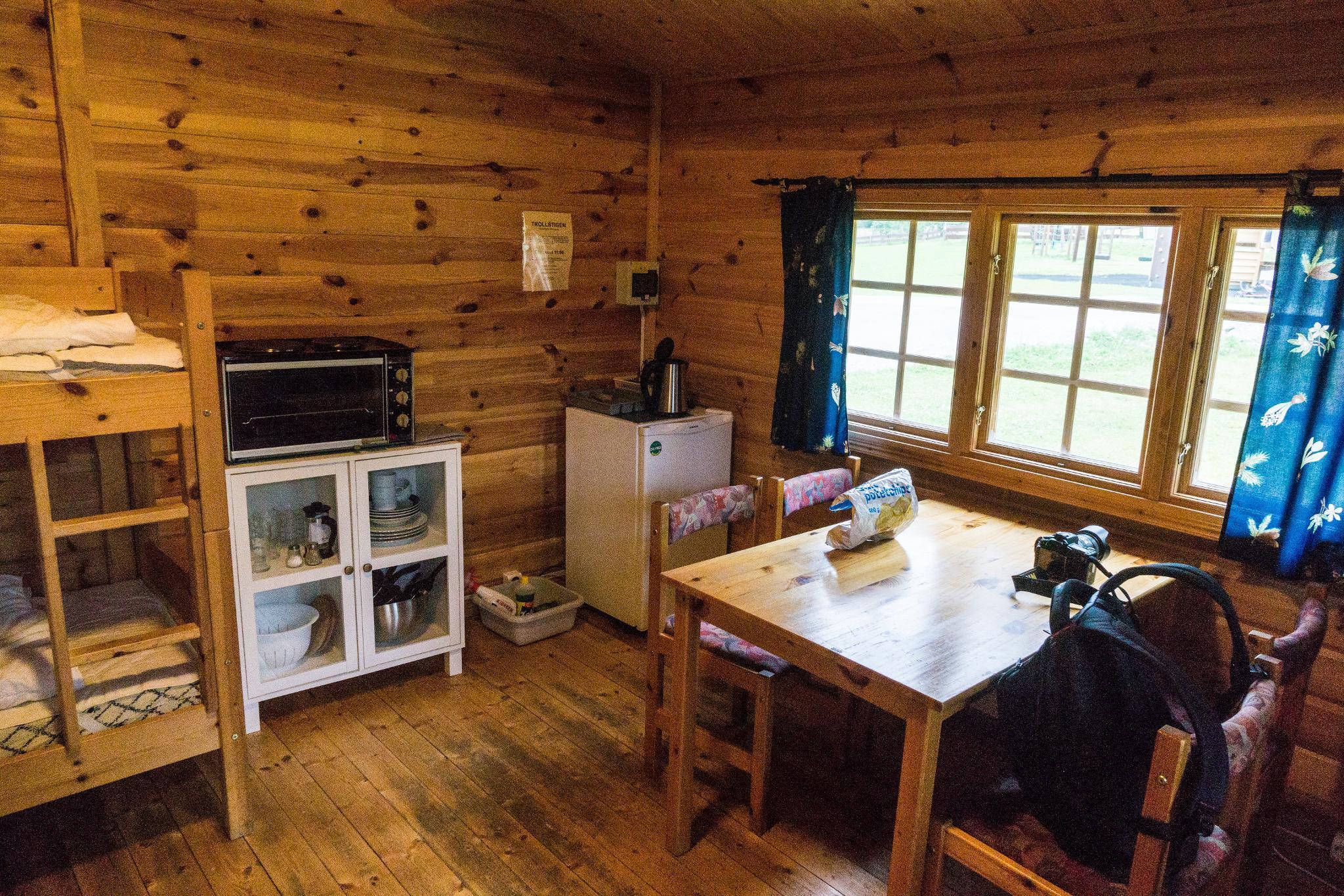 【北歐露營】在妖精出沒的峽谷中露營 - Trollstigen Camping 14