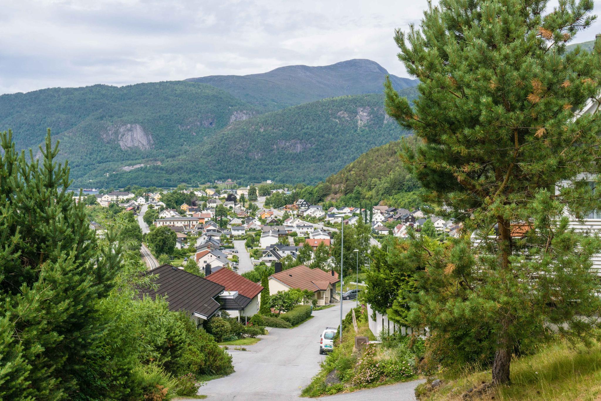【北歐景點】峽灣區起點Åndalsnes健行 - 鳥瞰峽灣全景的Rampestreken觀景台 6