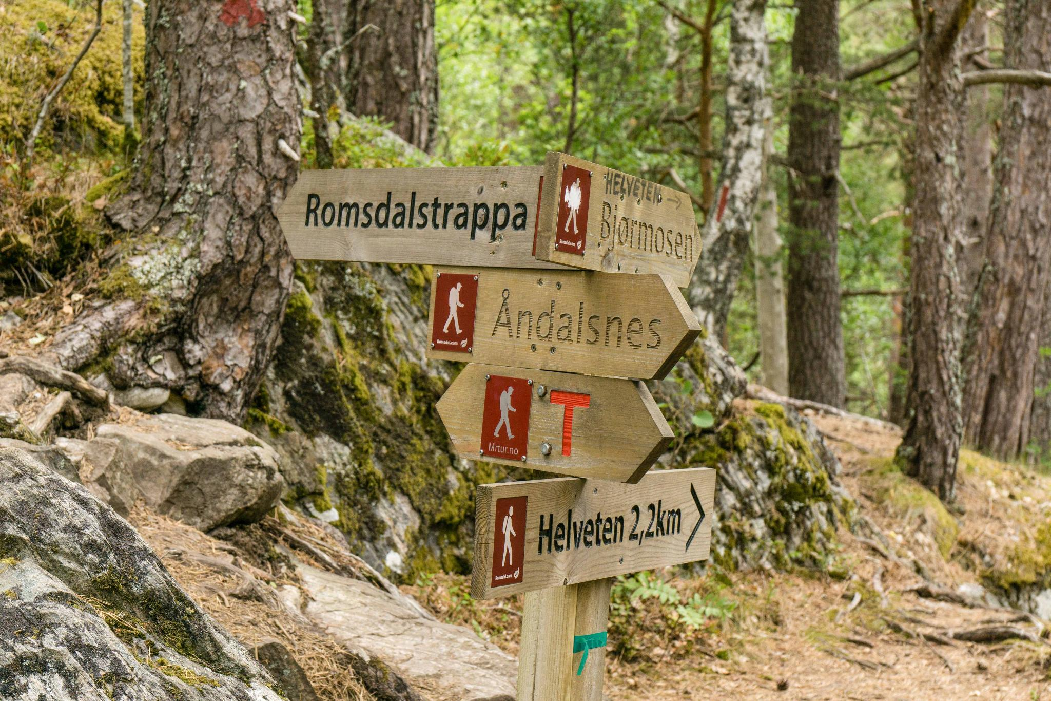 【北歐景點】峽灣區起點Åndalsnes健行 - 鳥瞰峽灣全景的Rampestreken觀景台 12
