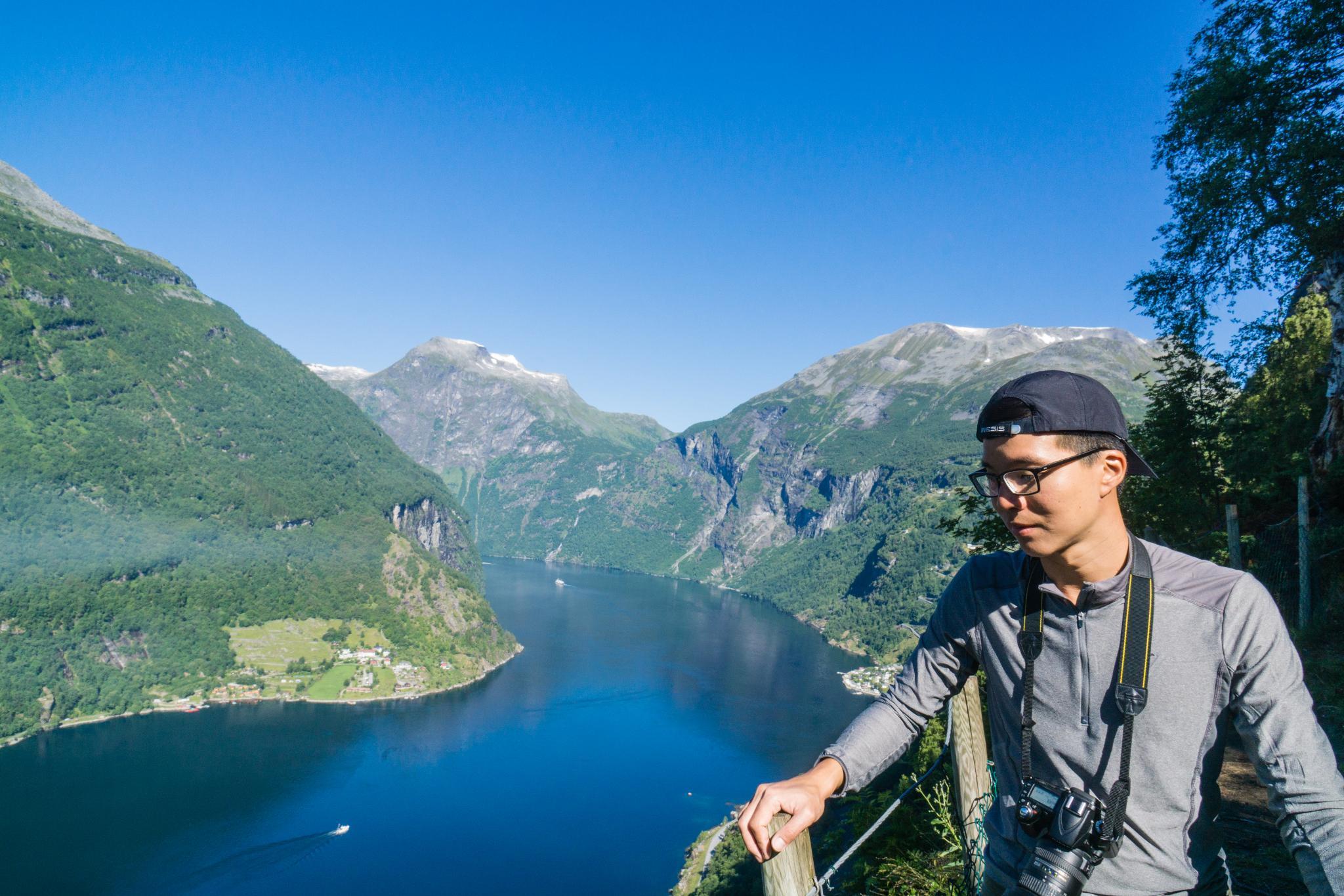 【北歐景點】蓋倫格峽灣健行 — Vesteråsfjellet與Løsta觀景台 68