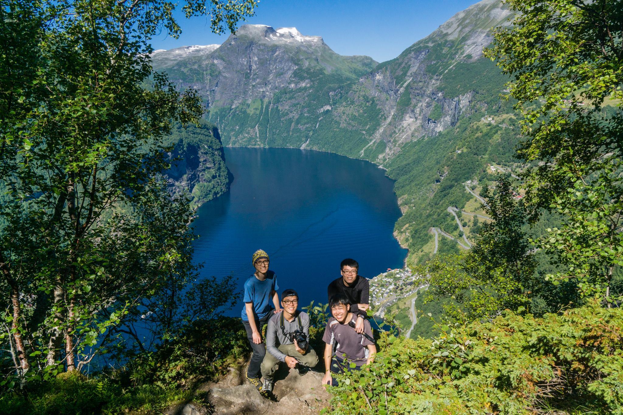 【北歐景點】蓋倫格峽灣健行 — Vesteråsfjellet與Løsta觀景台 74