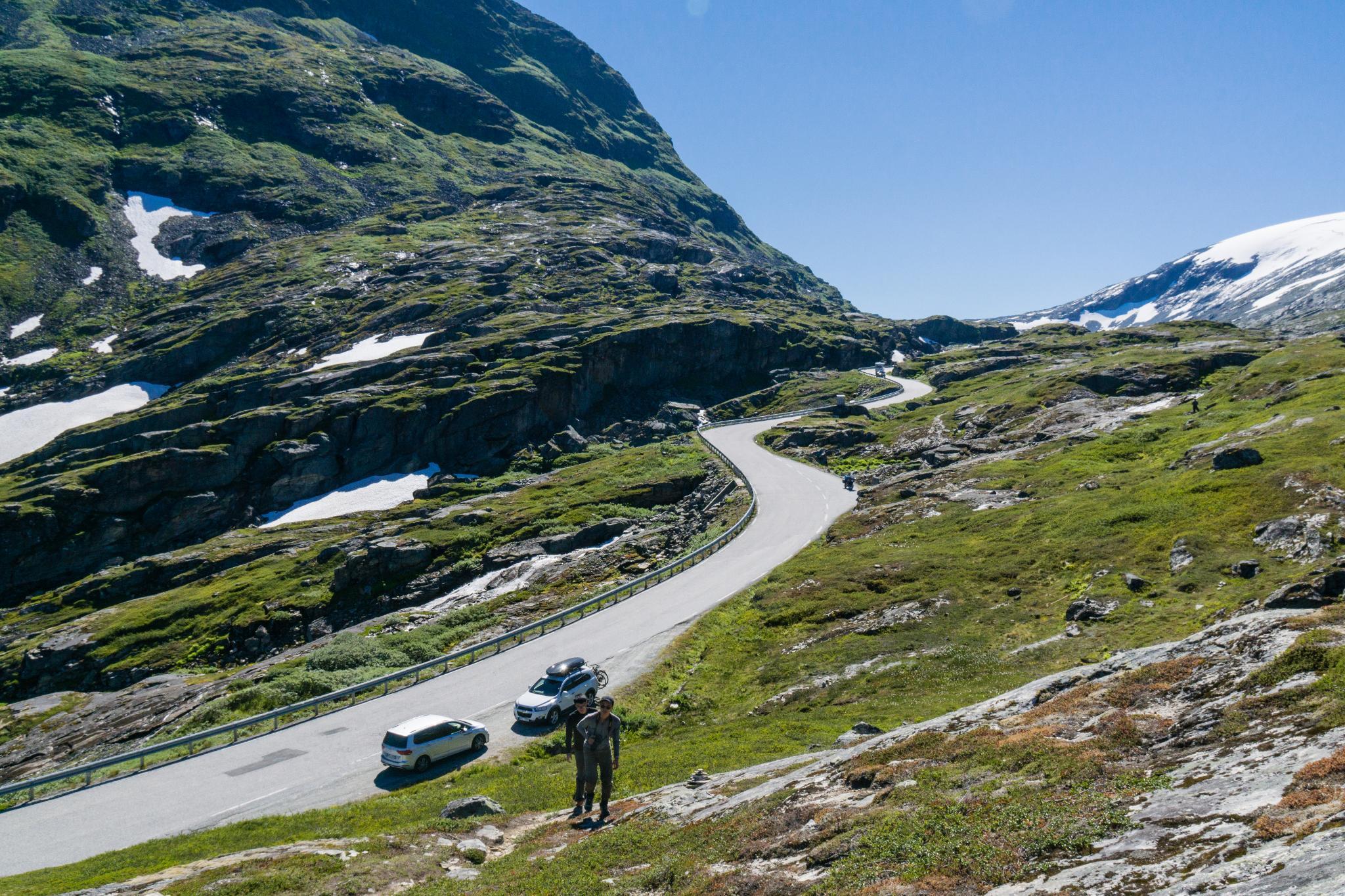 【北歐景點】歐洲最震撼的峽灣觀景台 — Dalsnibba Mountain Plateau 5