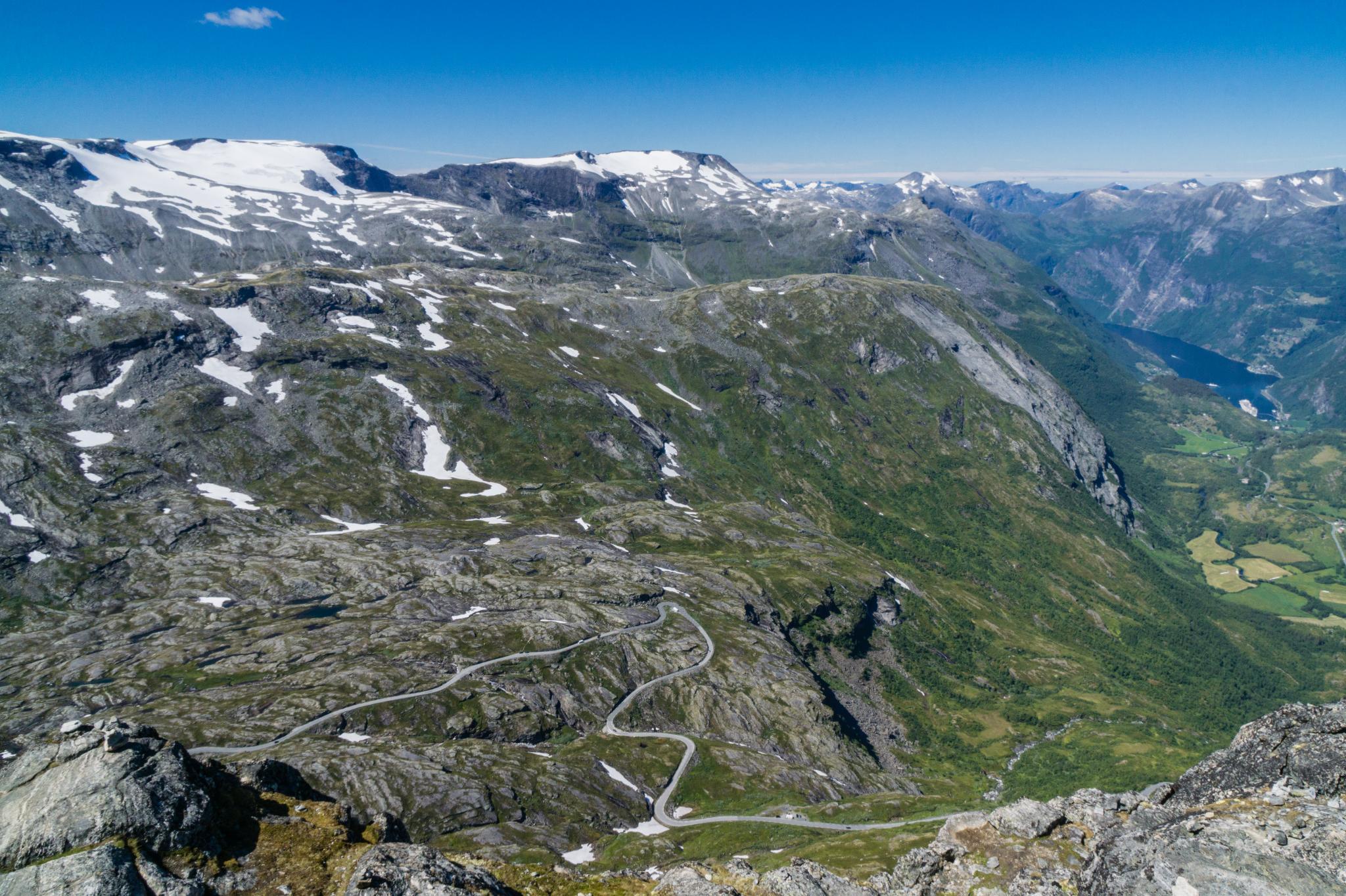 【北歐景點】歐洲最震撼的峽灣觀景台 — Dalsnibba Mountain Plateau 18