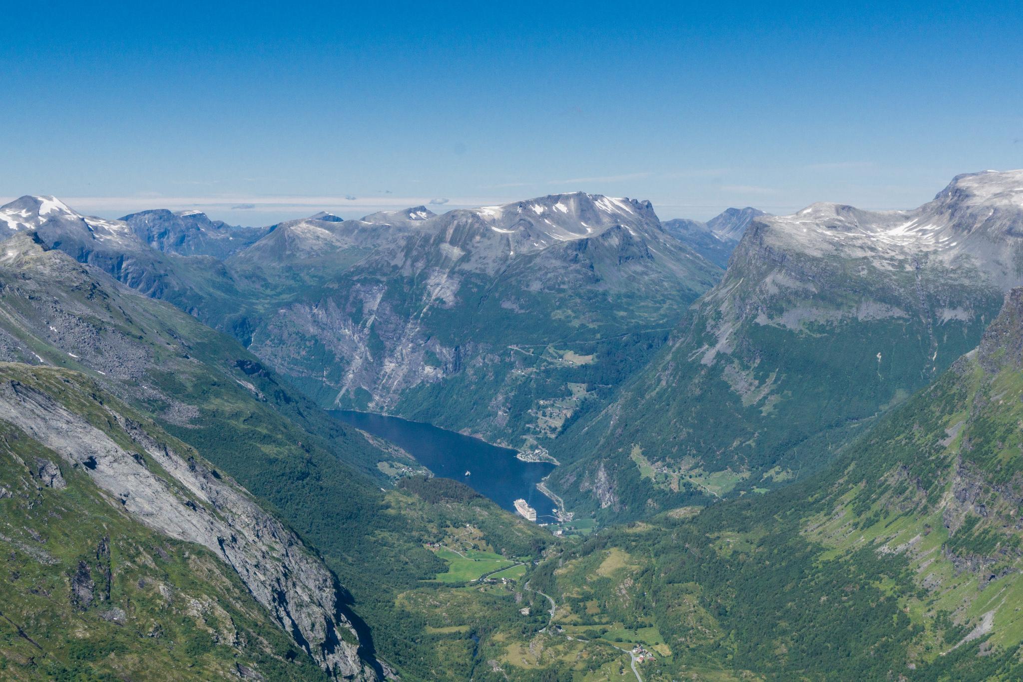 【北歐景點】歐洲最震撼的峽灣觀景台 — Dalsnibba Mountain Plateau 23
