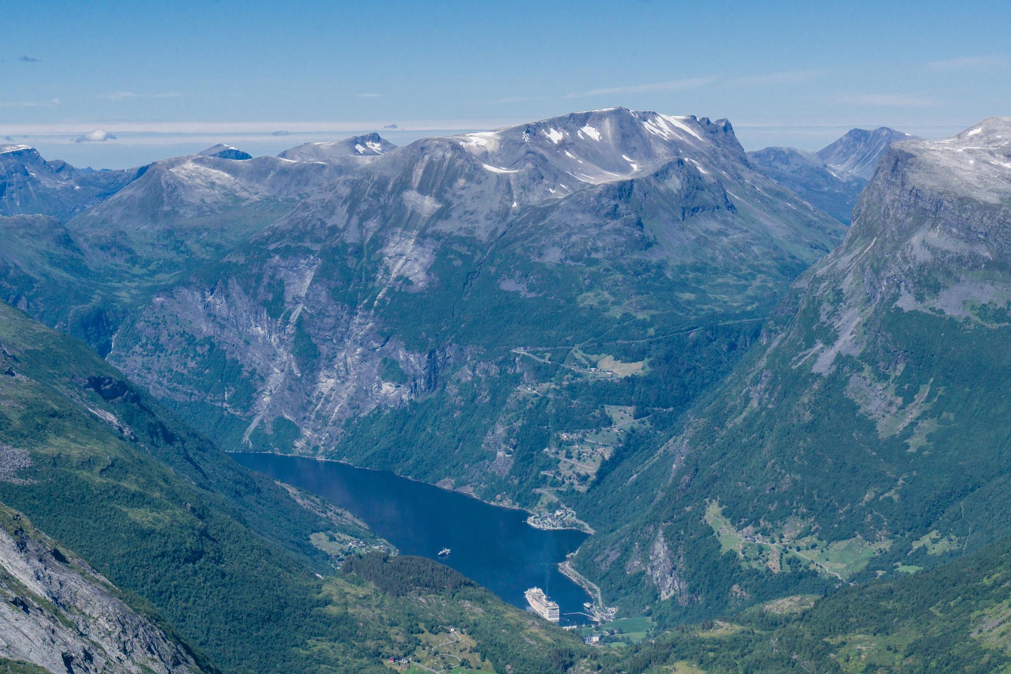 【北歐景點】歐洲最震撼的峽灣觀景台 — Dalsnibba Mountain Plateau 24