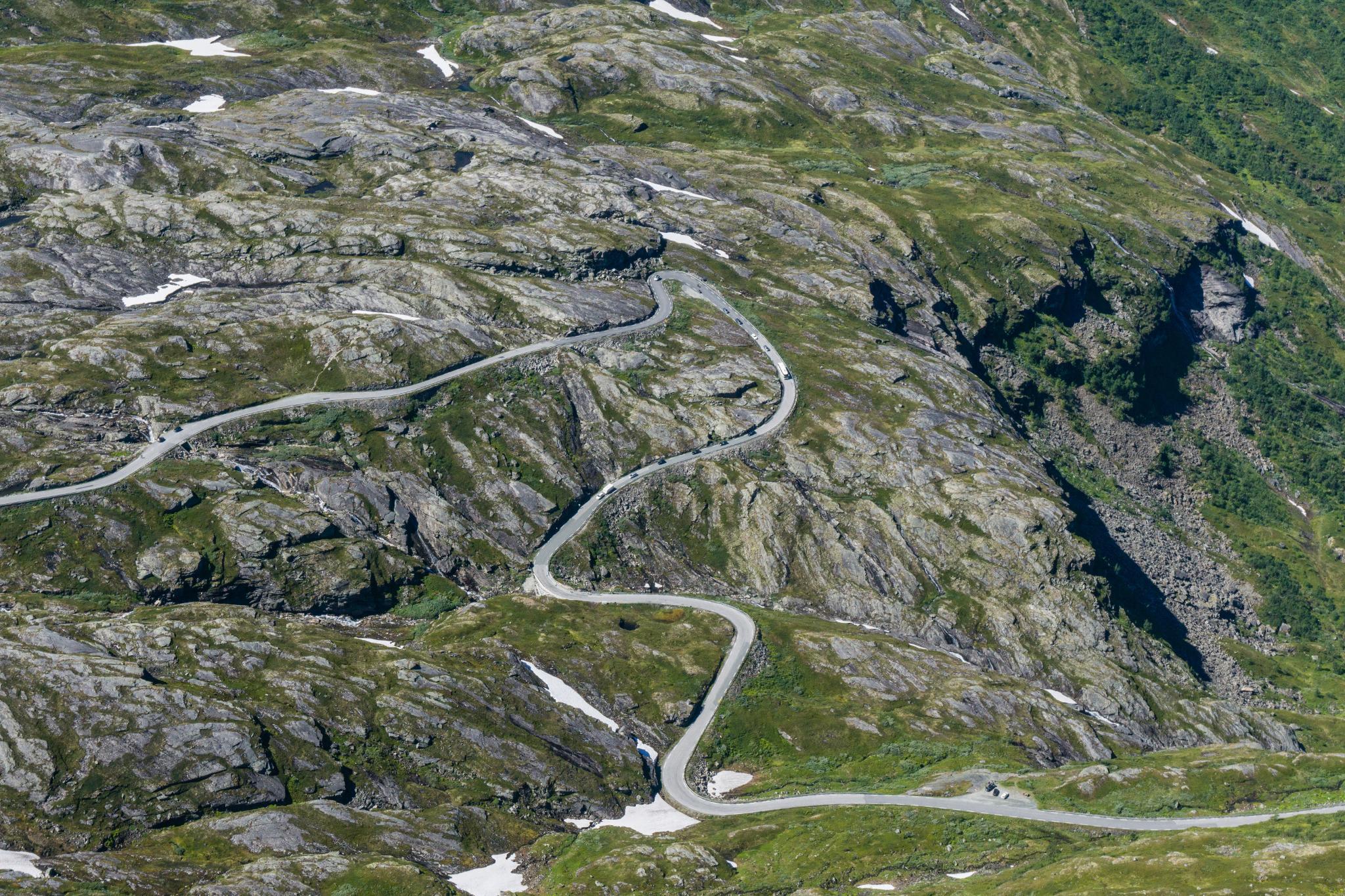 【北歐景點】歐洲最震撼的峽灣觀景台 — Dalsnibba Mountain Plateau 19