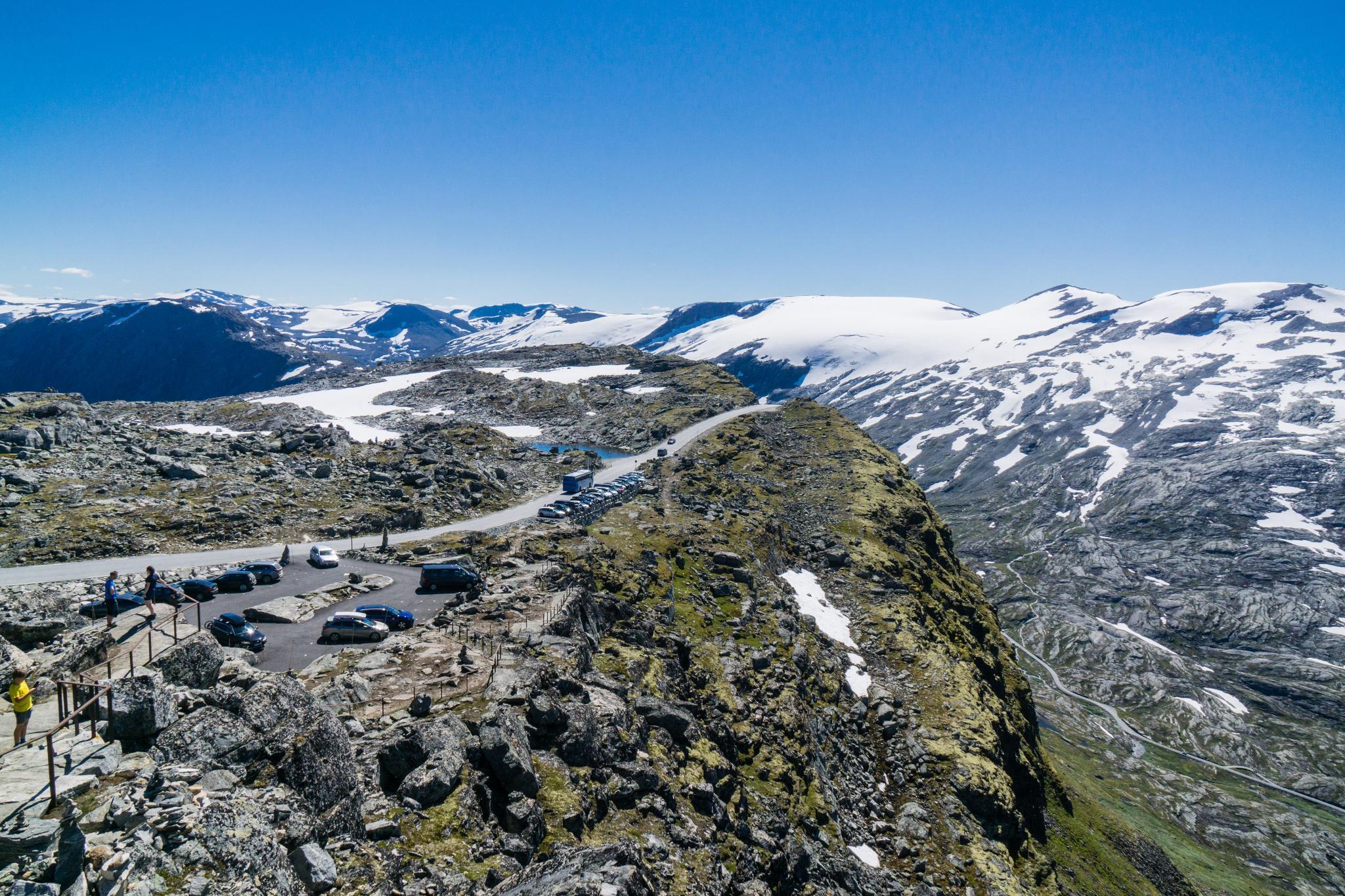 【北歐景點】歐洲最震撼的峽灣觀景台 — Dalsnibba Mountain Plateau 17