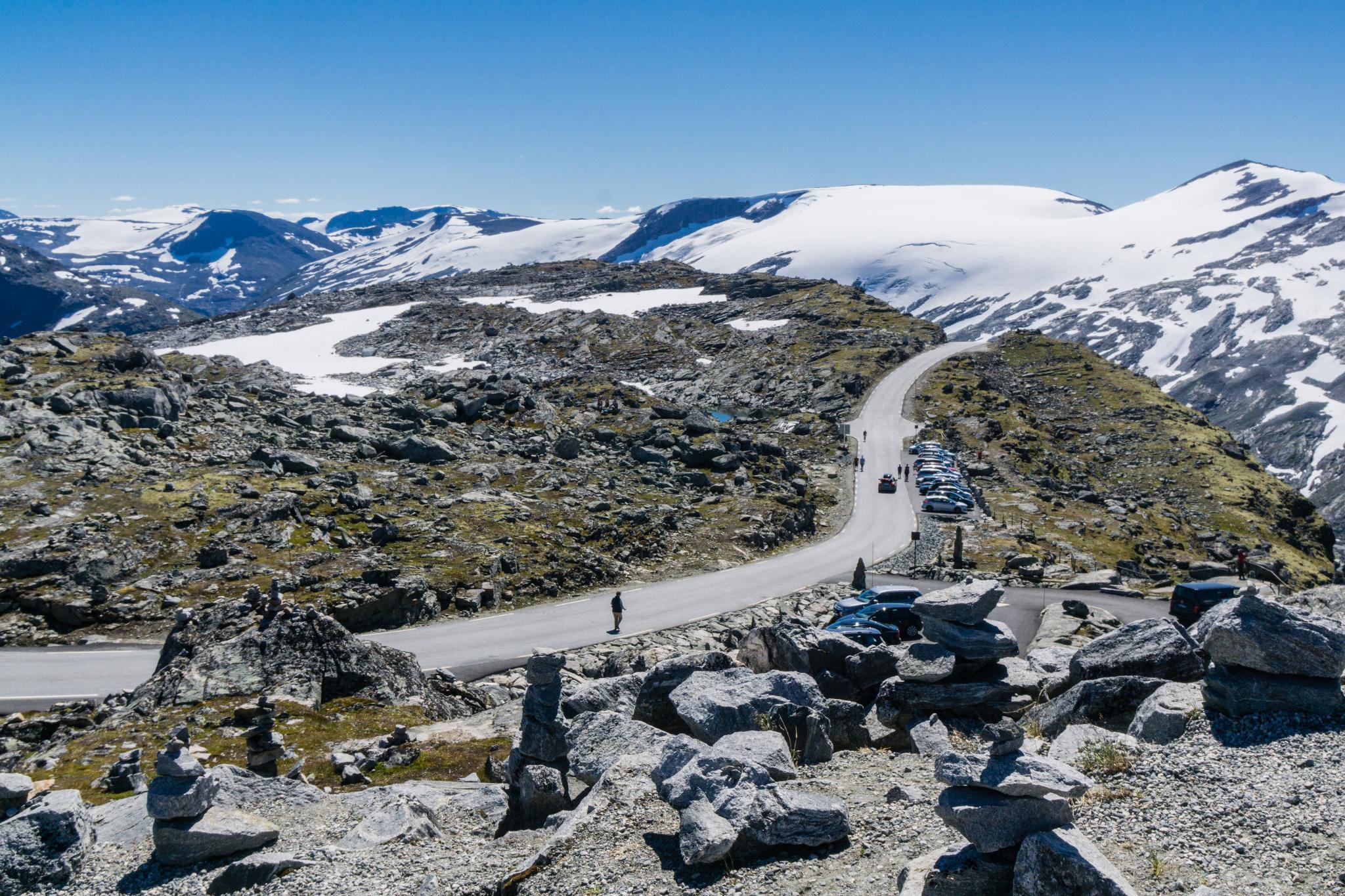 【北歐景點】歐洲最震撼的峽灣觀景台 — Dalsnibba Mountain Plateau 16