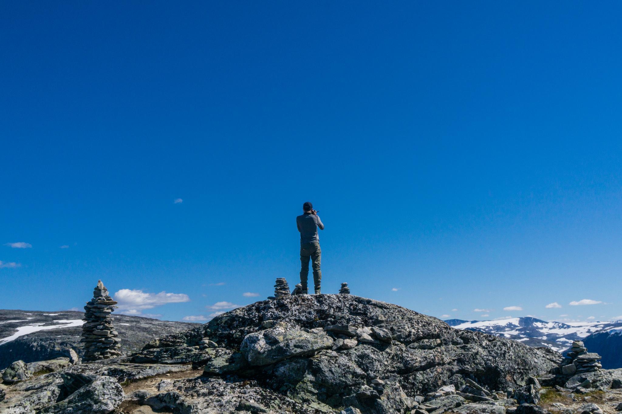 【北歐景點】歐洲最震撼的峽灣觀景台 — Dalsnibba Mountain Plateau 31