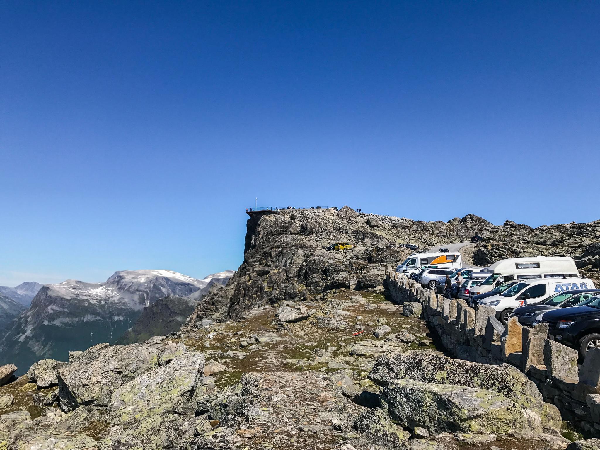 【北歐景點】歐洲最震撼的峽灣觀景台 — Dalsnibba Mountain Plateau 15