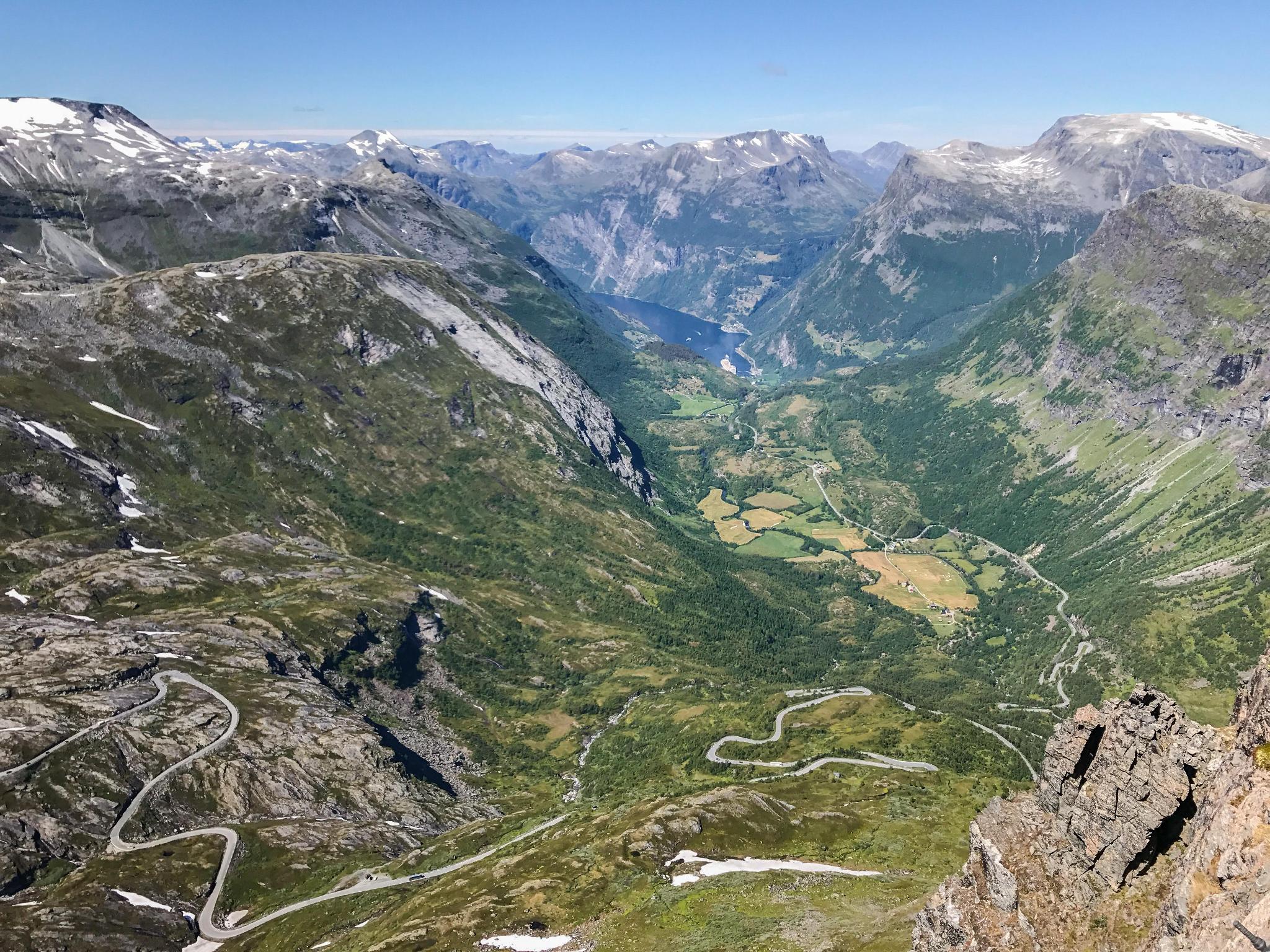 【北歐景點】歐洲最震撼的峽灣觀景台 — Dalsnibba Mountain Plateau 2