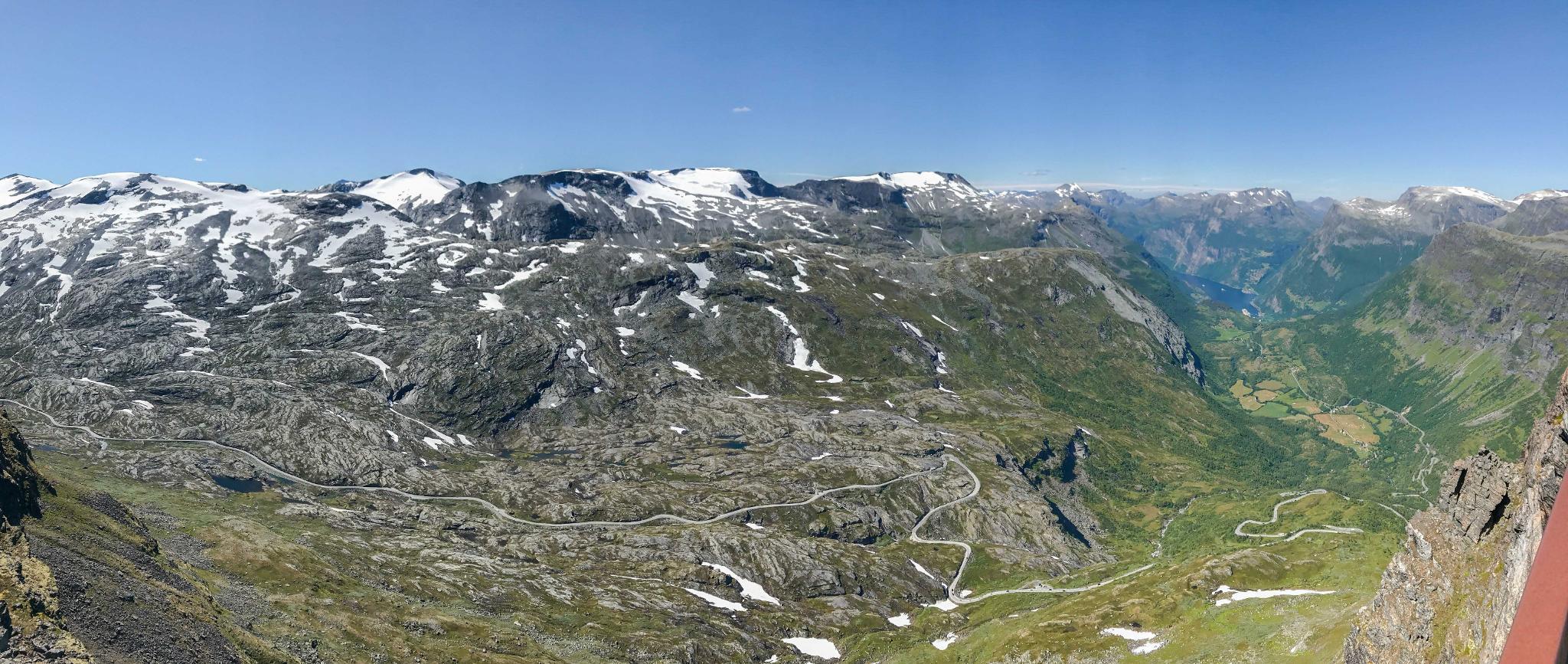 【北歐景點】歐洲最震撼的峽灣觀景台 — Dalsnibba Mountain Plateau 20