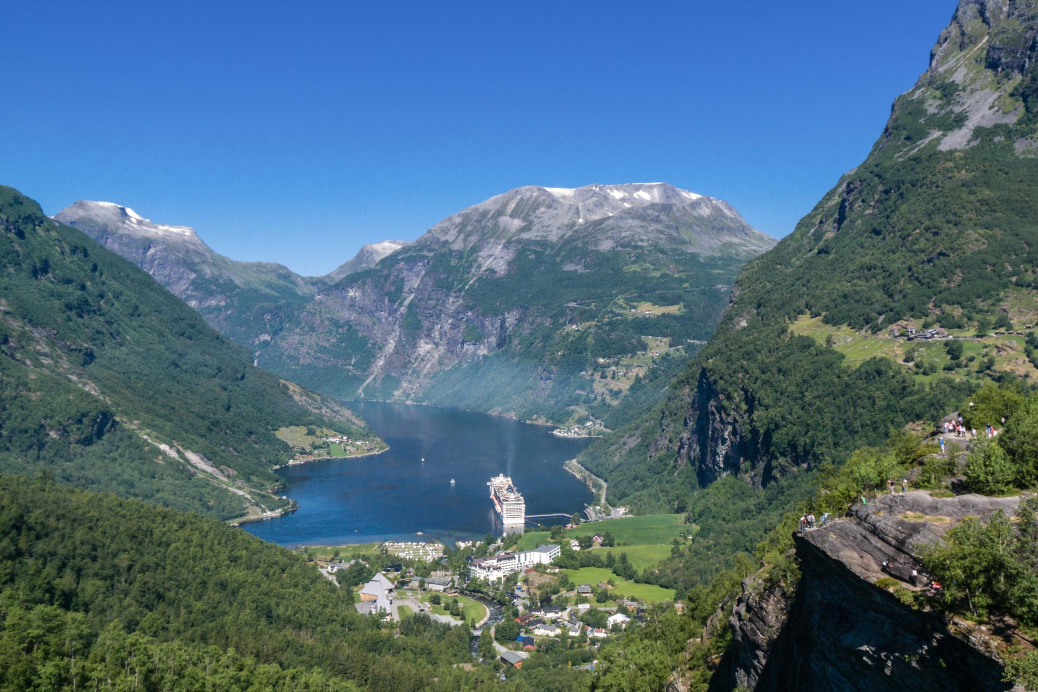 【北歐景點】深入挪威 - 精選推薦蓋倫格峽灣最棒的8個景點! 5