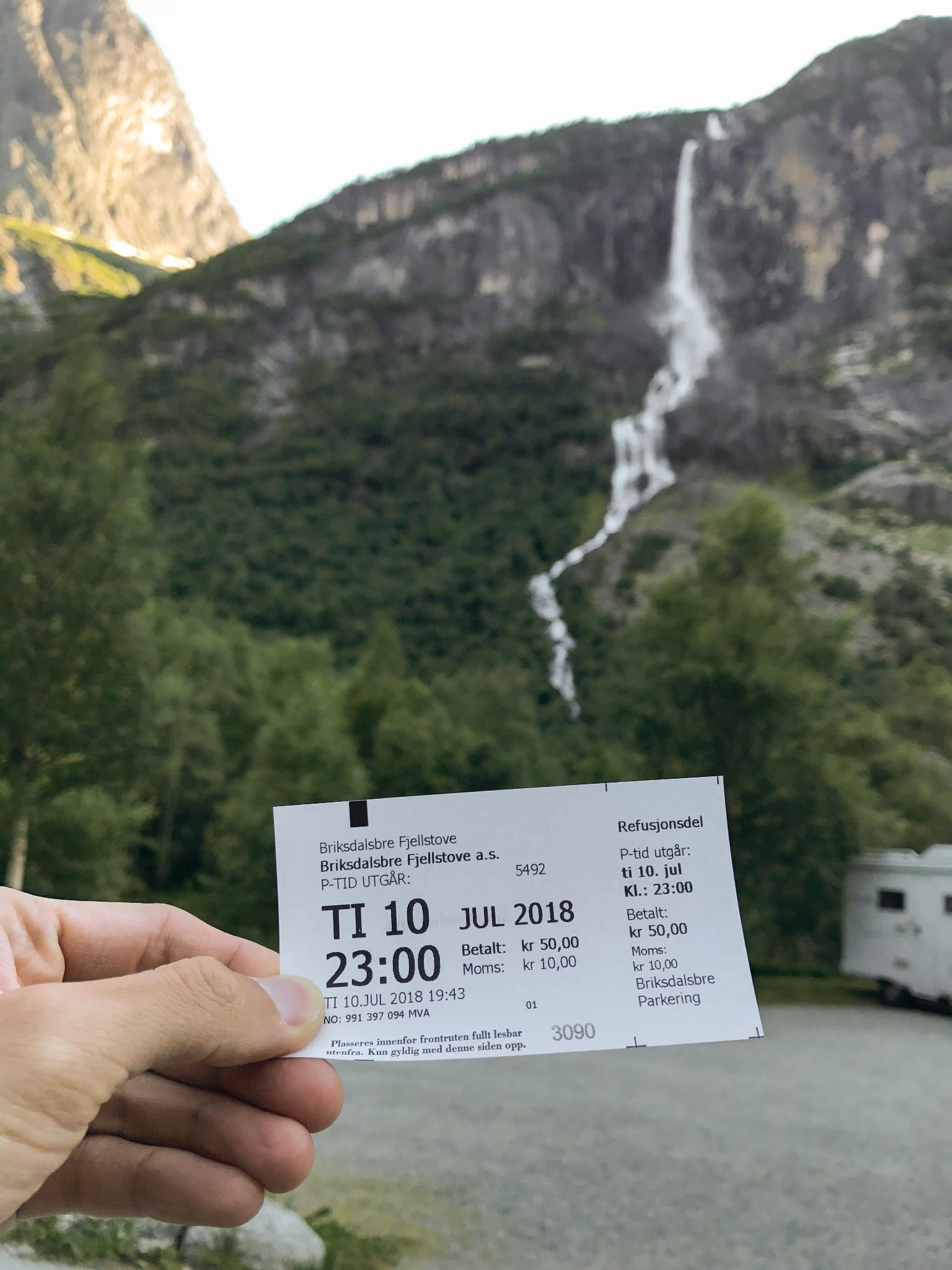 【北歐景點】挪威散步看冰川 - Briksdal Glacier 逐漸消融的冰河哀愁 3