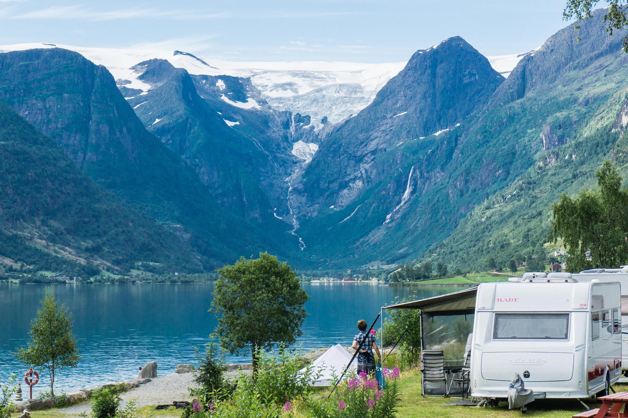 挪威瑞典露營 30