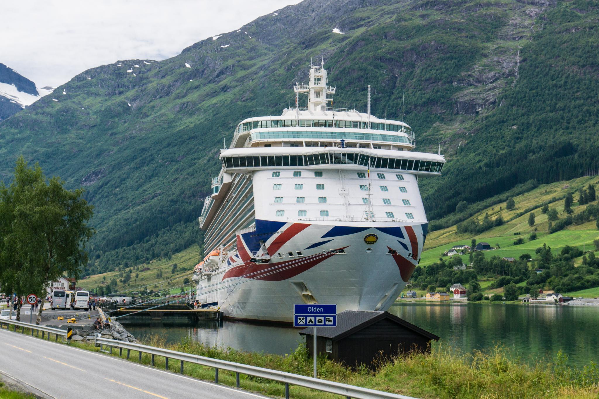 【北歐景點】穿越挪威的屋脊 - 前進北歐最美的冰原景觀公路 Fv55松恩山路 (Sognefjellet) 5