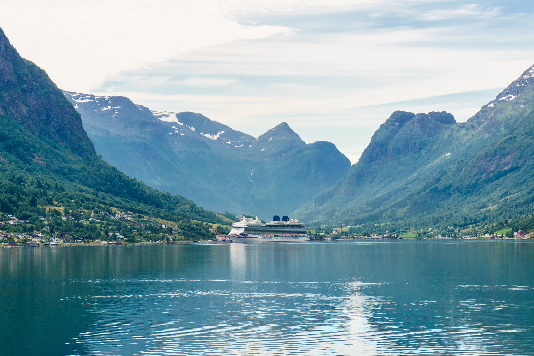 【北歐景點】穿越挪威的屋脊 - 前進北歐最美的冰原景觀公路 Fv55松恩山路 (Sognefjellet) 6