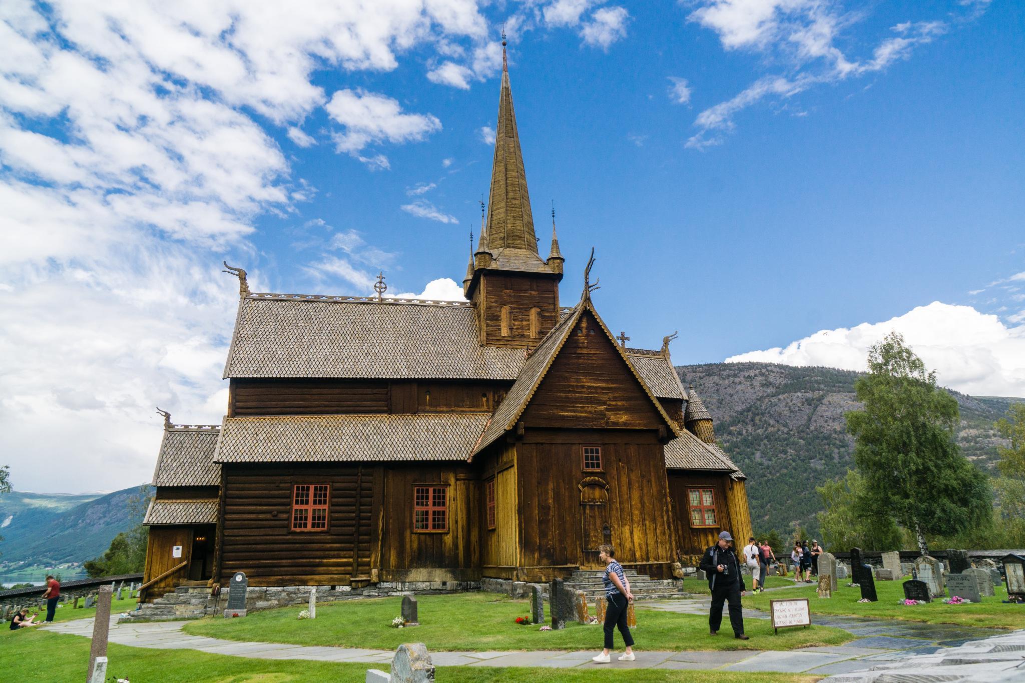 【北歐景點】穿越挪威的屋脊 - 前進北歐最美的冰原景觀公路 Fv55松恩山路 (Sognefjellet) 11
