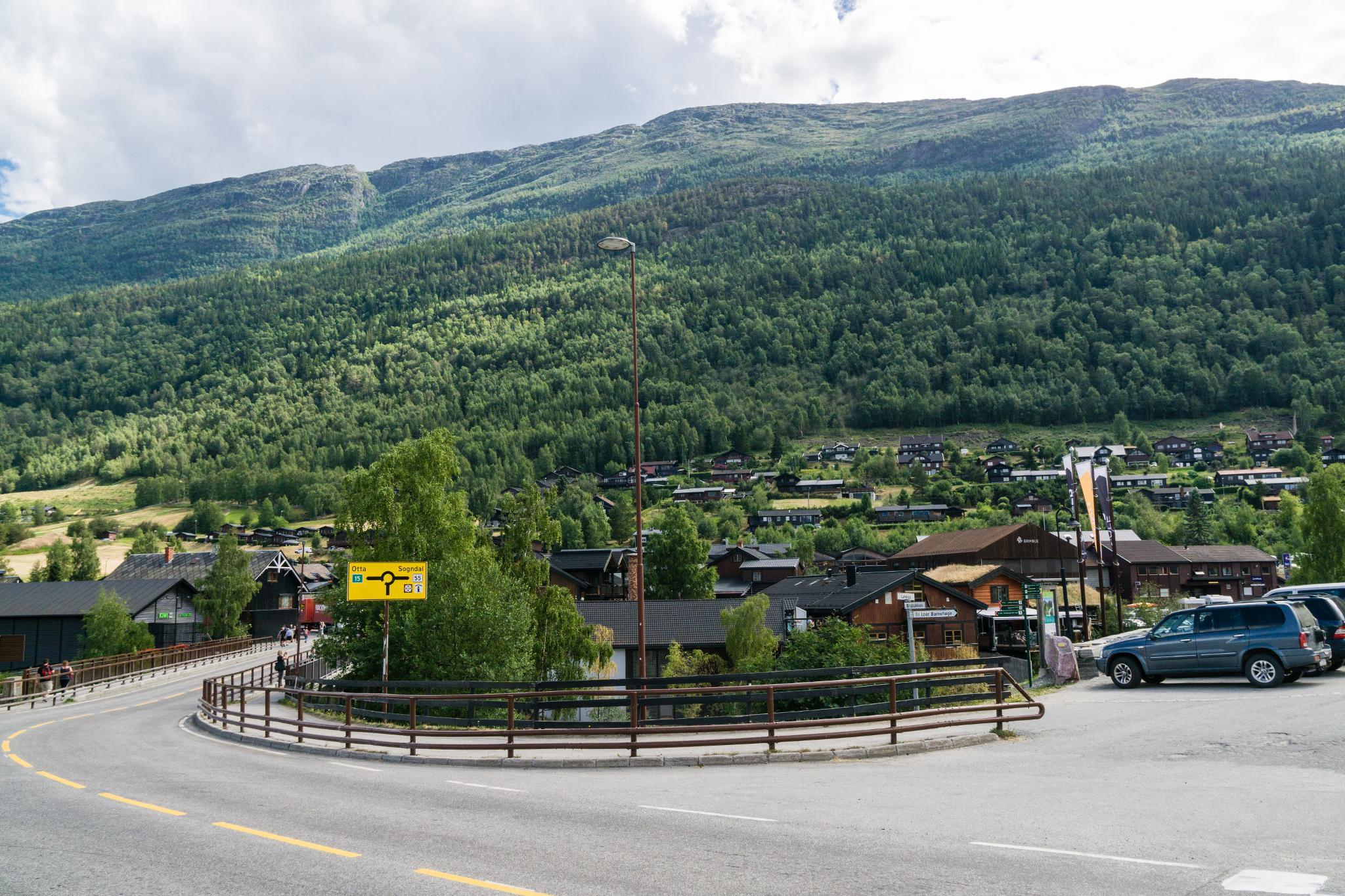 【北歐景點】穿越挪威的屋脊 - 前進北歐最美的冰原景觀公路 Fv55松恩山路 (Sognefjellet) 15