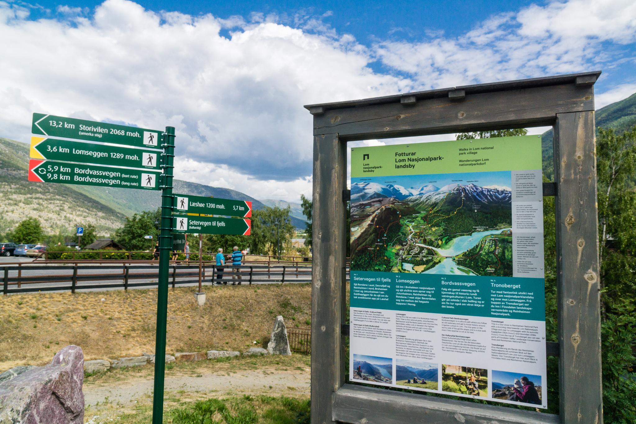 【北歐景點】穿越挪威的屋脊 - 前進北歐最美的冰原景觀公路 Fv55松恩山路 (Sognefjellet) 14