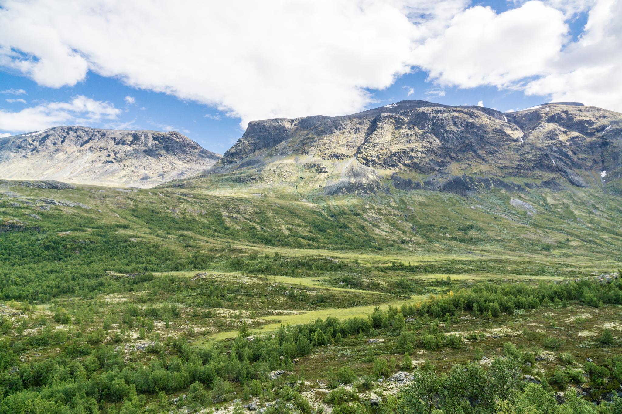 【北歐景點】穿越挪威的屋脊 - 前進北歐最美的冰原景觀公路 Fv55松恩山路 (Sognefjellet) 20