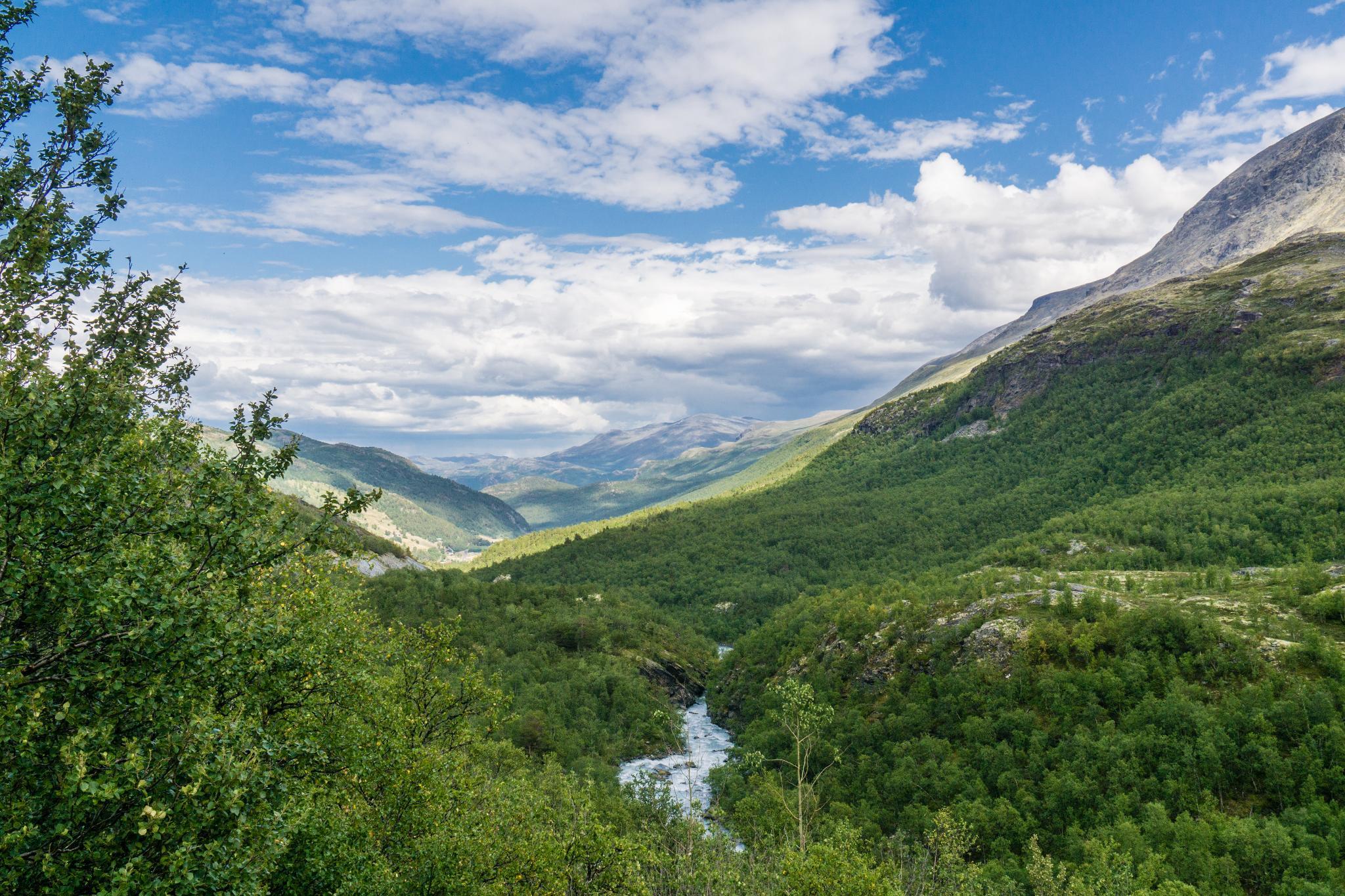 【北歐景點】穿越挪威的屋脊 - 前進北歐最美的冰原景觀公路 Fv55松恩山路 (Sognefjellet) 18