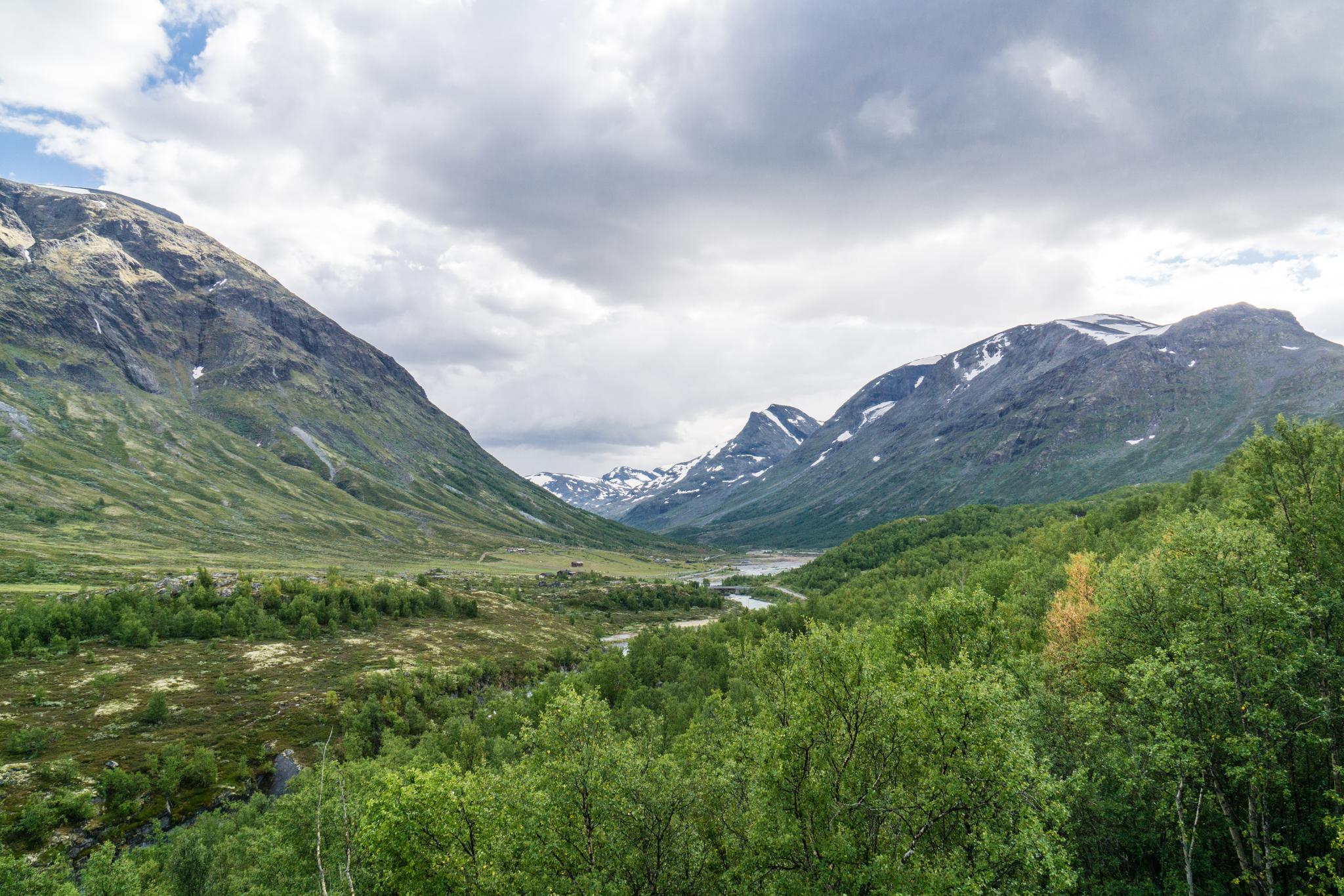 【北歐景點】穿越挪威的屋脊 - 前進北歐最美的冰原景觀公路 Fv55松恩山路 (Sognefjellet) 19