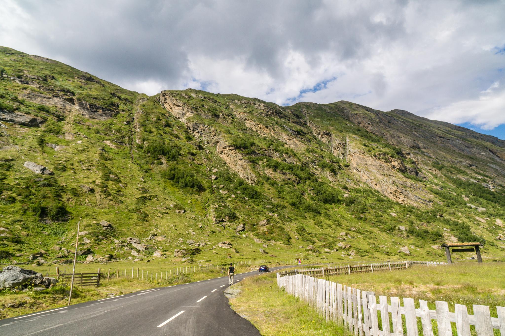 【北歐景點】穿越挪威的屋脊 - 前進北歐最美的冰原景觀公路 Fv55松恩山路 (Sognefjellet) 23