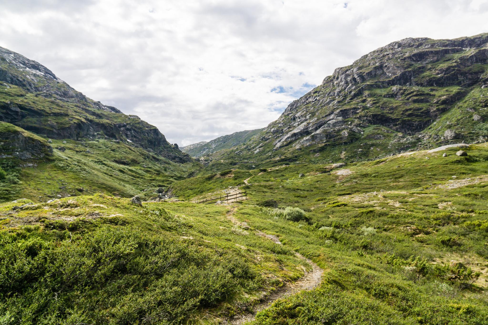 【北歐景點】穿越挪威的屋脊 - 前進北歐最美的冰原景觀公路 Fv55松恩山路 (Sognefjellet) 25