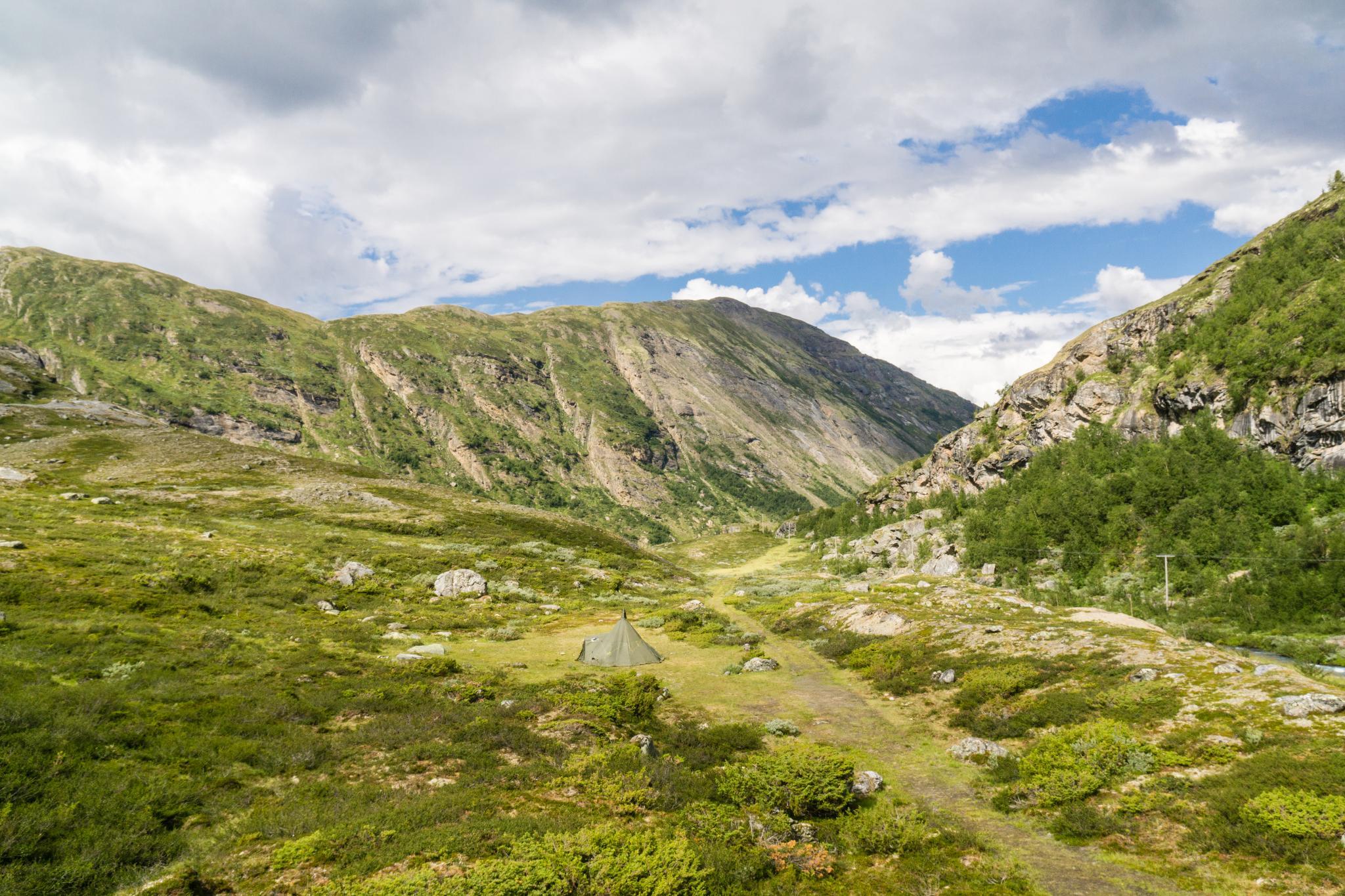 【北歐景點】穿越挪威的屋脊 - 前進北歐最美的冰原景觀公路 Fv55松恩山路 (Sognefjellet) 26