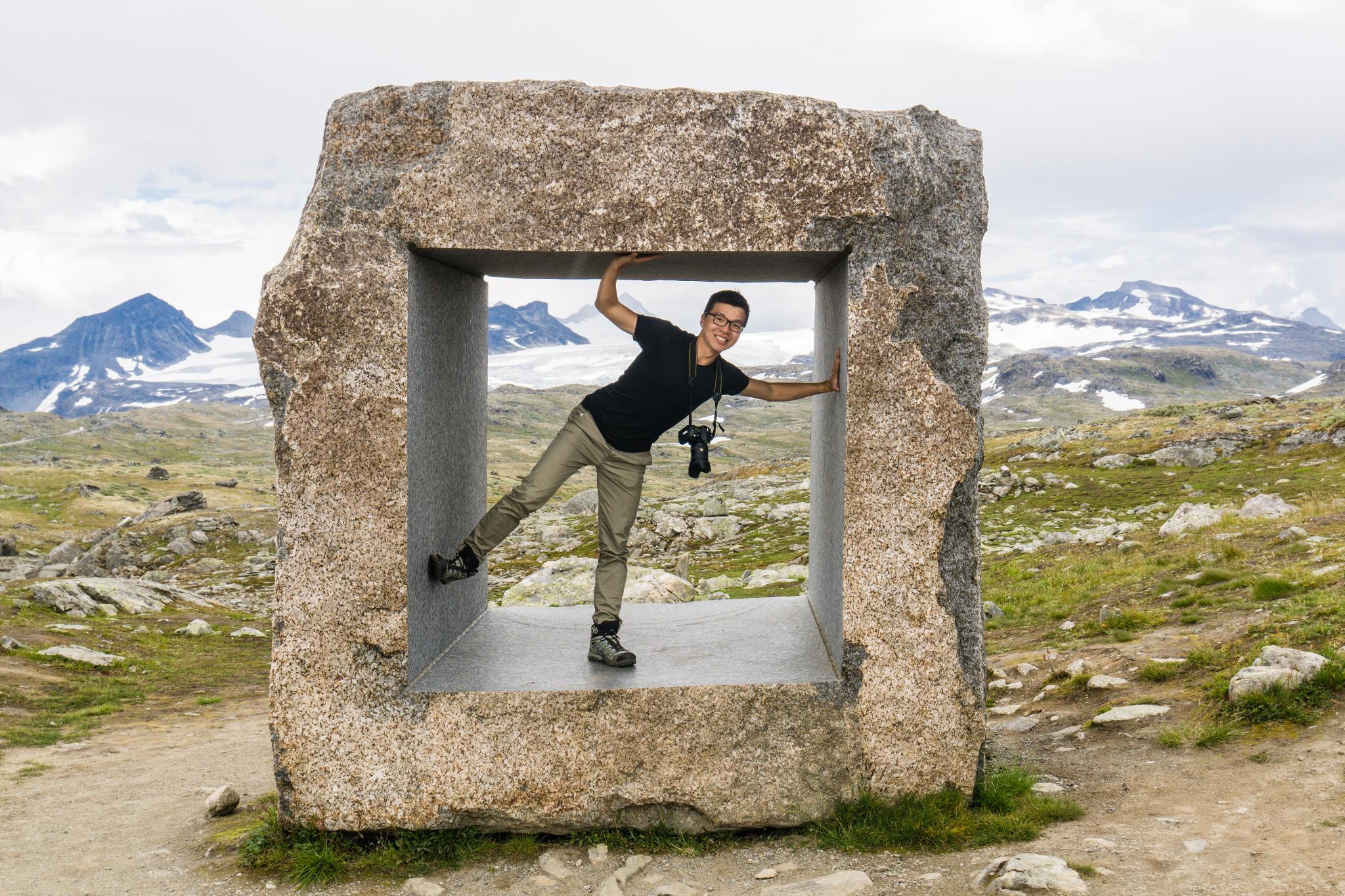 【北歐景點】穿越挪威的屋脊 – 前進北歐最美的冰原景觀公路 Rv55松恩山路 (Sognefjellet)