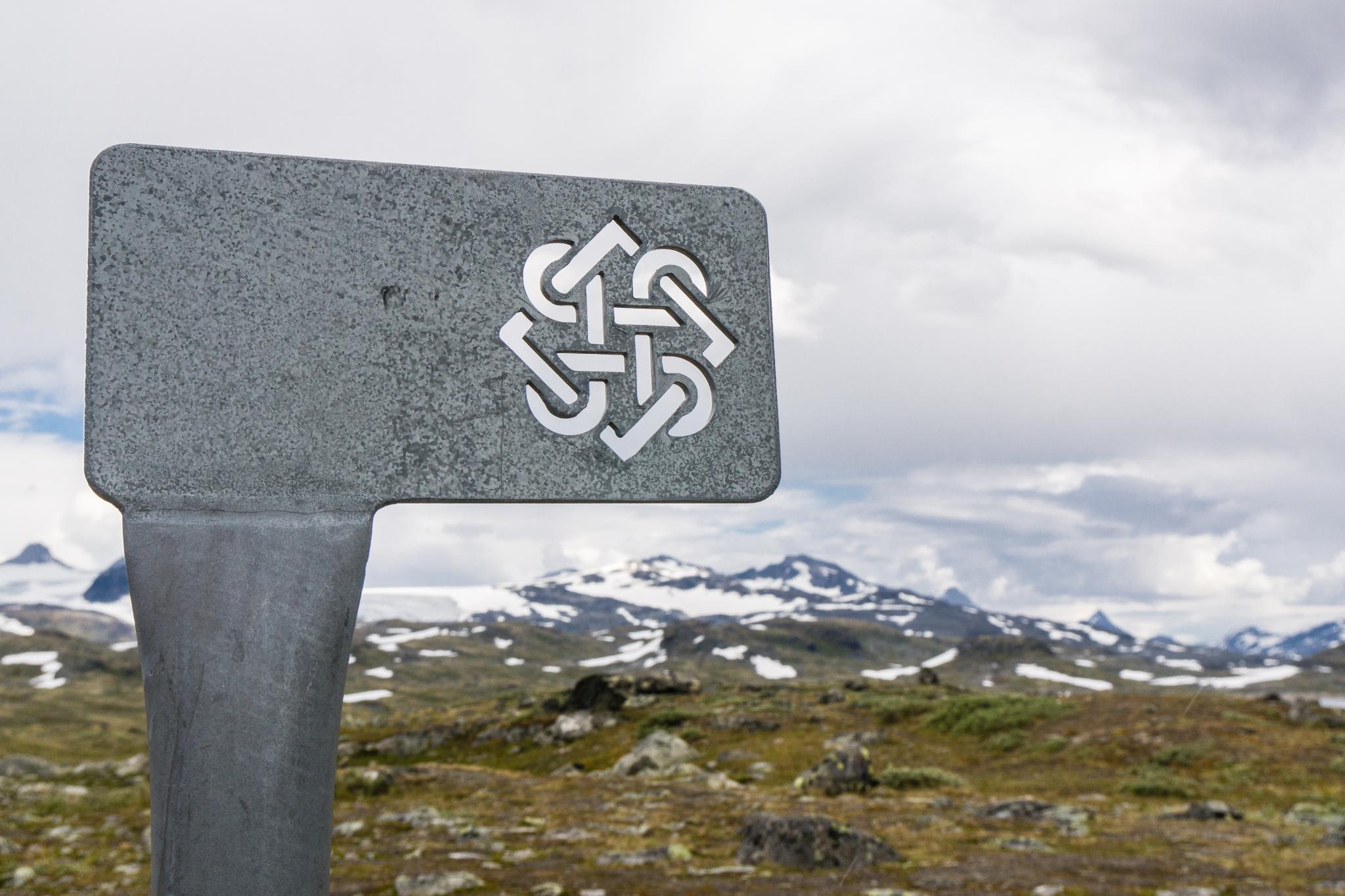 【北歐景點】穿越挪威的屋脊 - 前進北歐最美的冰原景觀公路 Fv55松恩山路 (Sognefjellet) 34