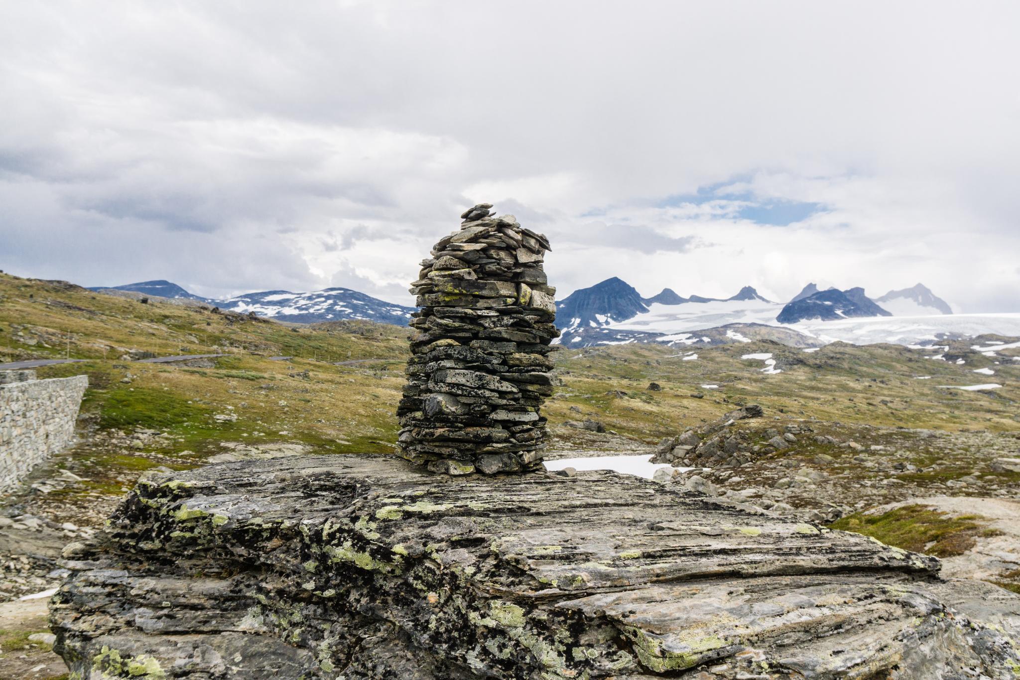 【北歐景點】穿越挪威的屋脊 - 前進北歐最美的冰原景觀公路 Fv55松恩山路 (Sognefjellet) 32