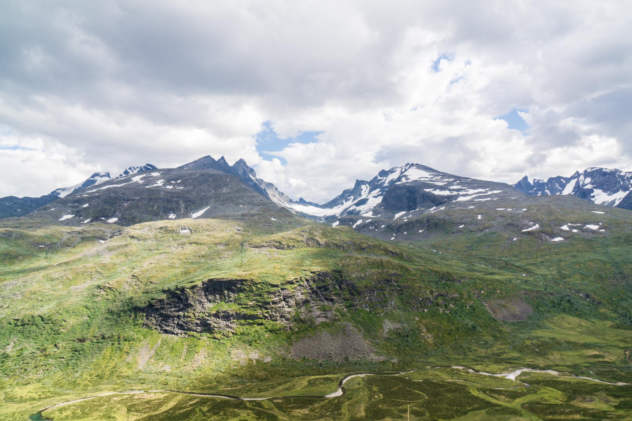 【北歐景點】穿越挪威的屋脊 - 前進北歐最美的冰原景觀公路 Fv55松恩山路 (Sognefjellet) 36