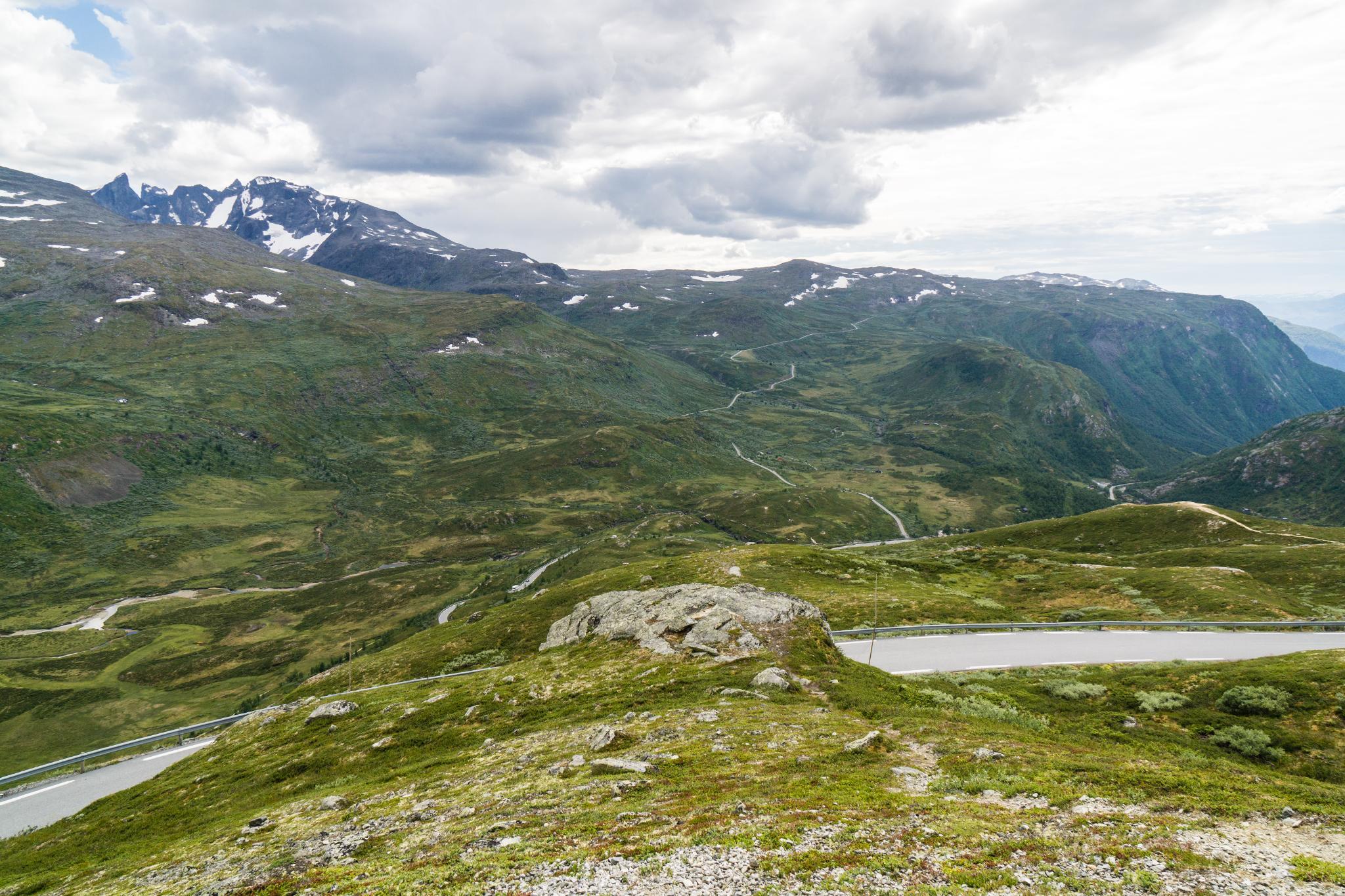 【北歐景點】穿越挪威的屋脊 - 前進北歐最美的冰原景觀公路 Fv55松恩山路 (Sognefjellet) 37