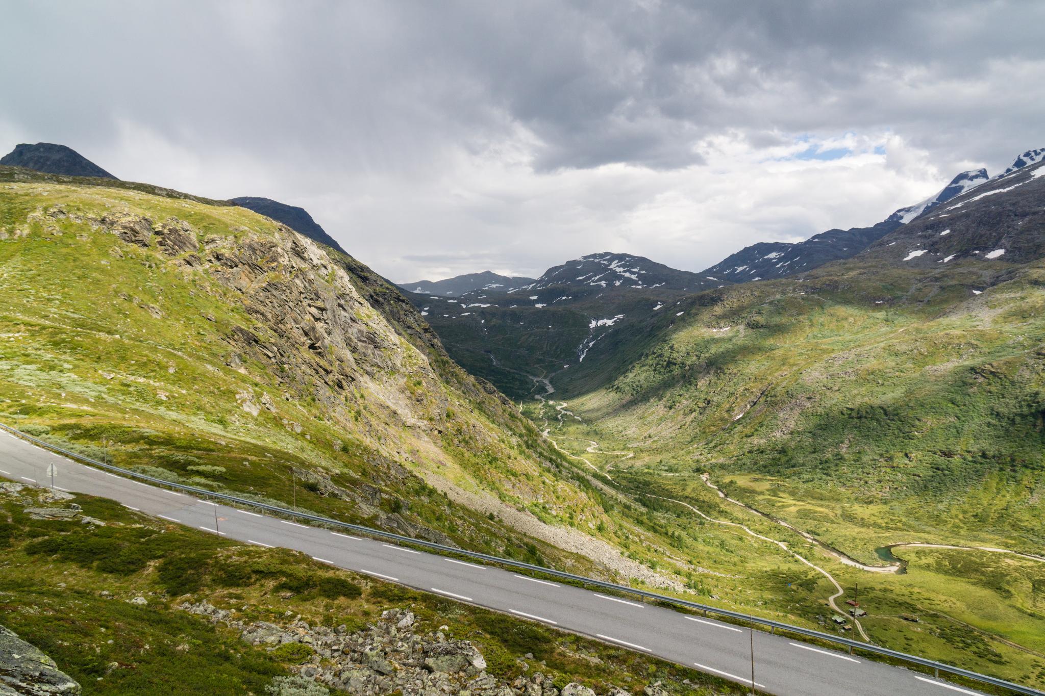 【北歐景點】穿越挪威的屋脊 - 前進北歐最美的冰原景觀公路 Fv55松恩山路 (Sognefjellet) 38
