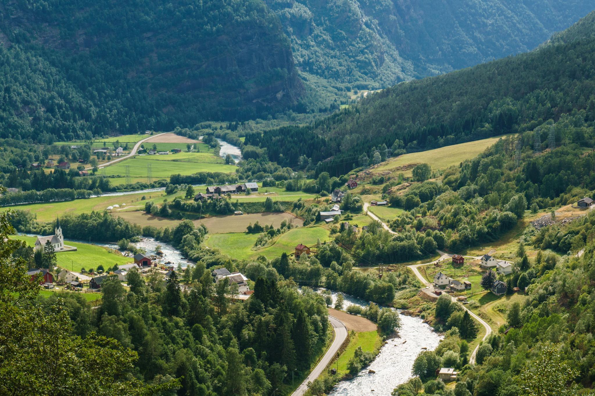 【北歐景點】穿越挪威的屋脊 - 前進北歐最美的冰原景觀公路 Fv55松恩山路 (Sognefjellet) 35