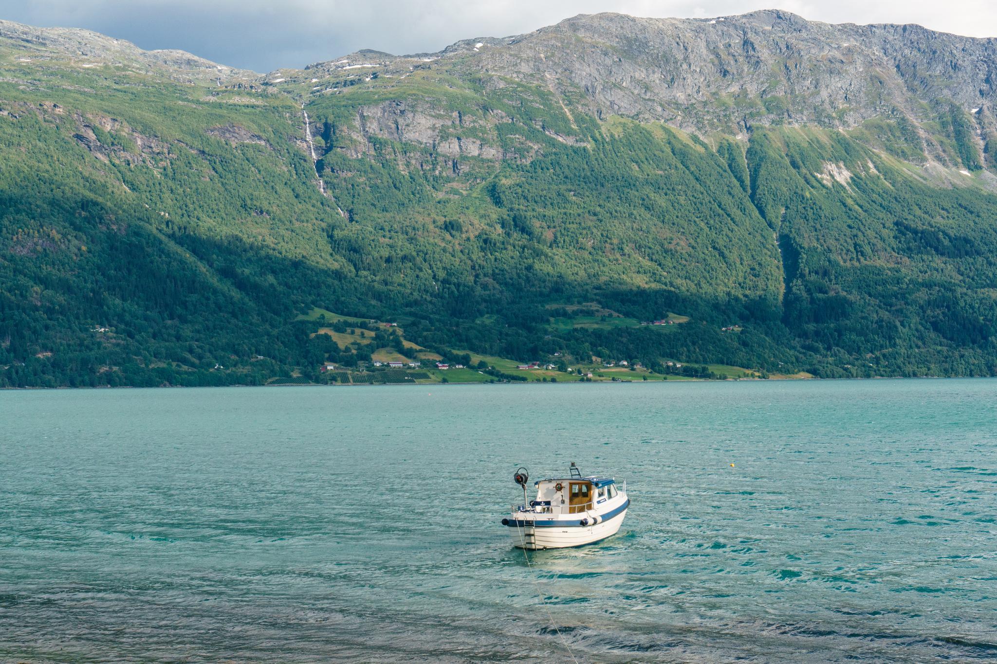 【北歐景點】穿越挪威的屋脊 - 前進北歐最美的冰原景觀公路 Fv55松恩山路 (Sognefjellet) 40