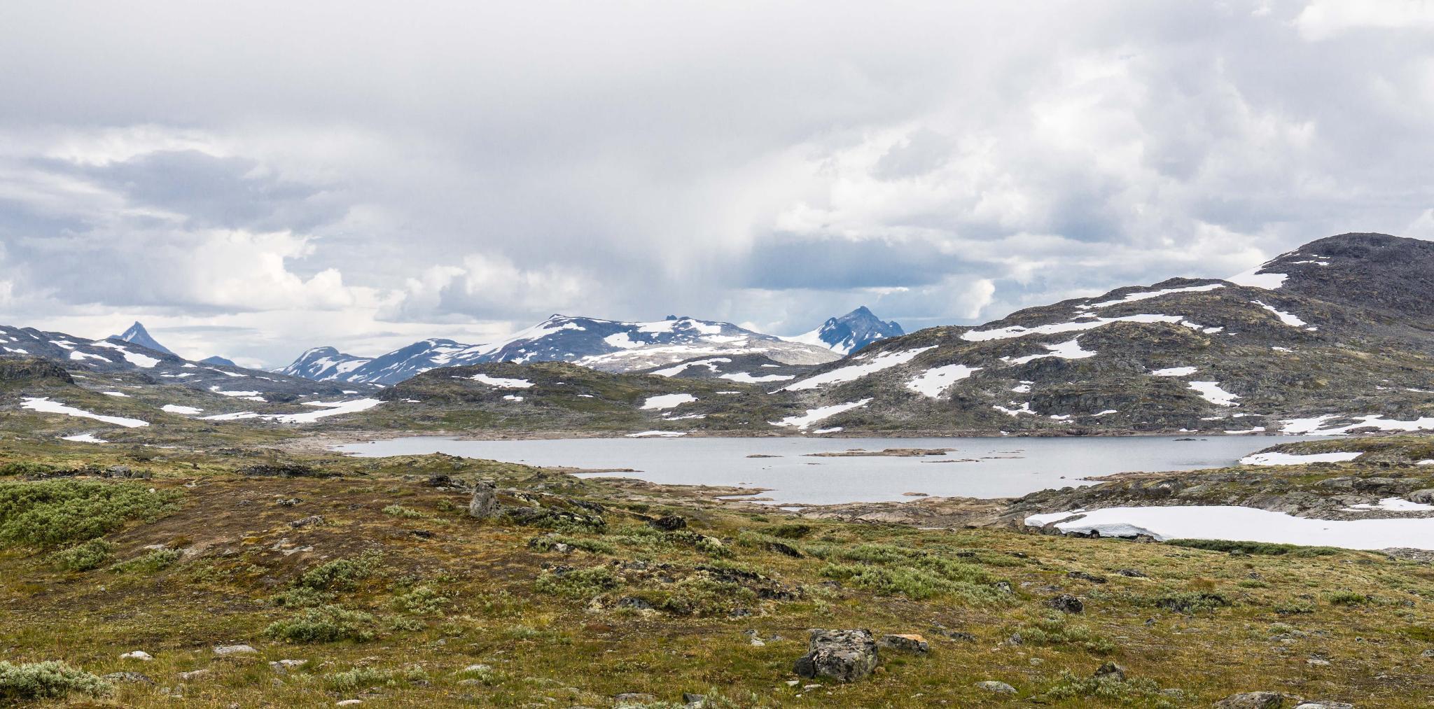 【北歐景點】穿越挪威的屋脊 - 前進北歐最美的冰原景觀公路 Fv55松恩山路 (Sognefjellet) 31