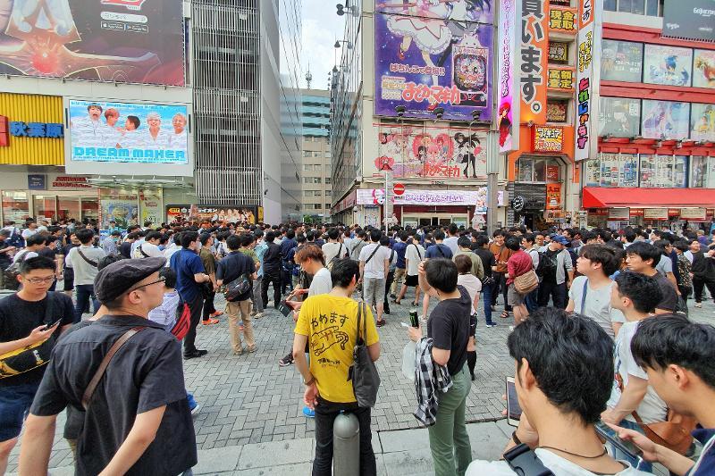 2019 東京 夏日祭典 流水帳式記錄 9597