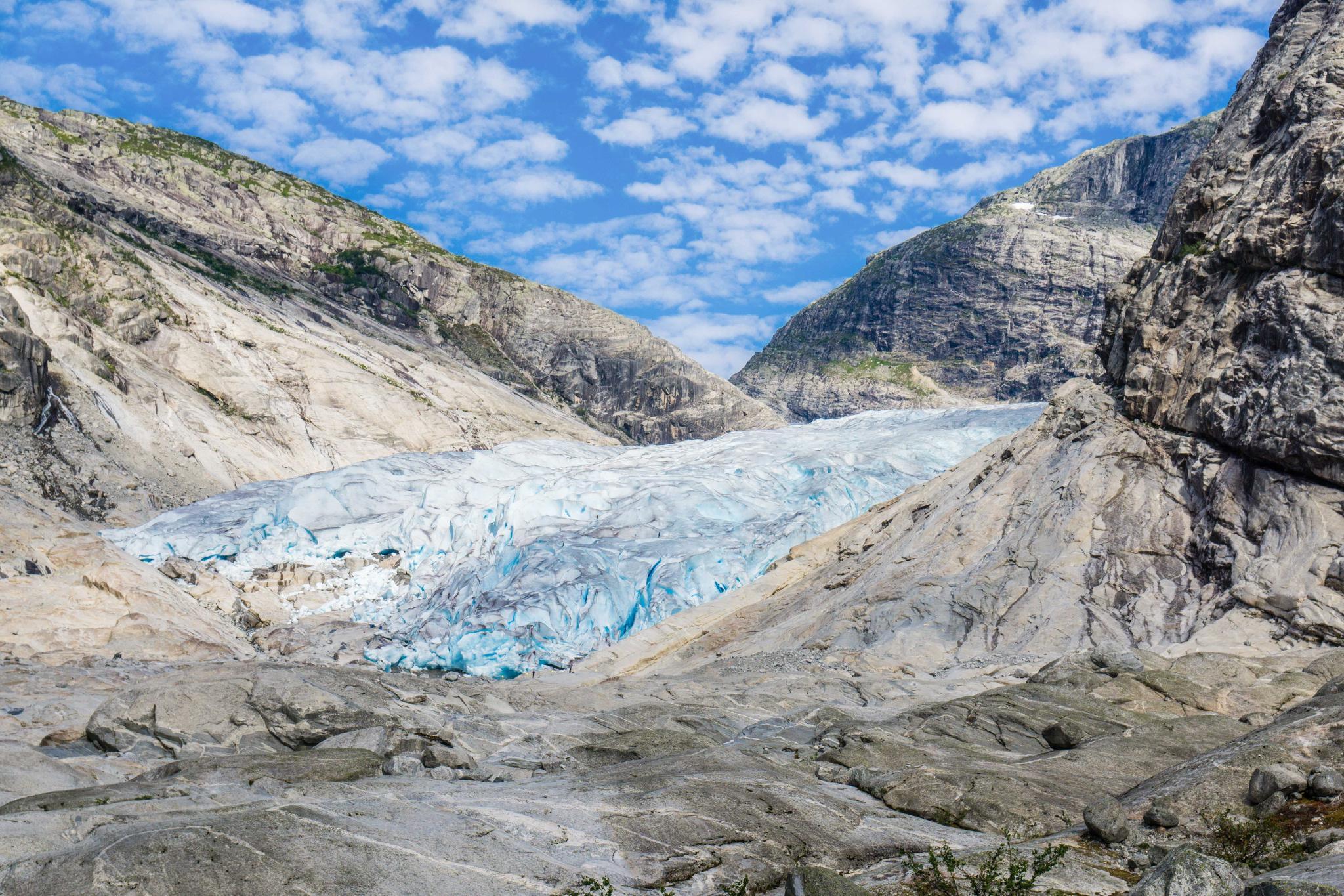 【北歐景點】冒險挪威!峽灣區最刺激的冰河健行 - Nigardsbreen Long Blue Ice Hike 6