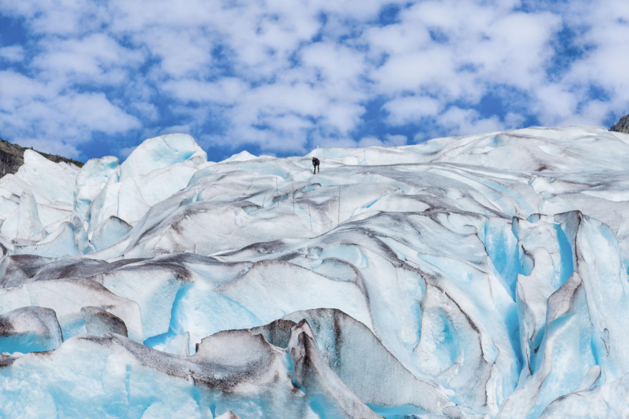 【北歐景點】冒險挪威!峽灣區最刺激的冰河健行 - Nigardsbreen Long Blue Ice Hike 21
