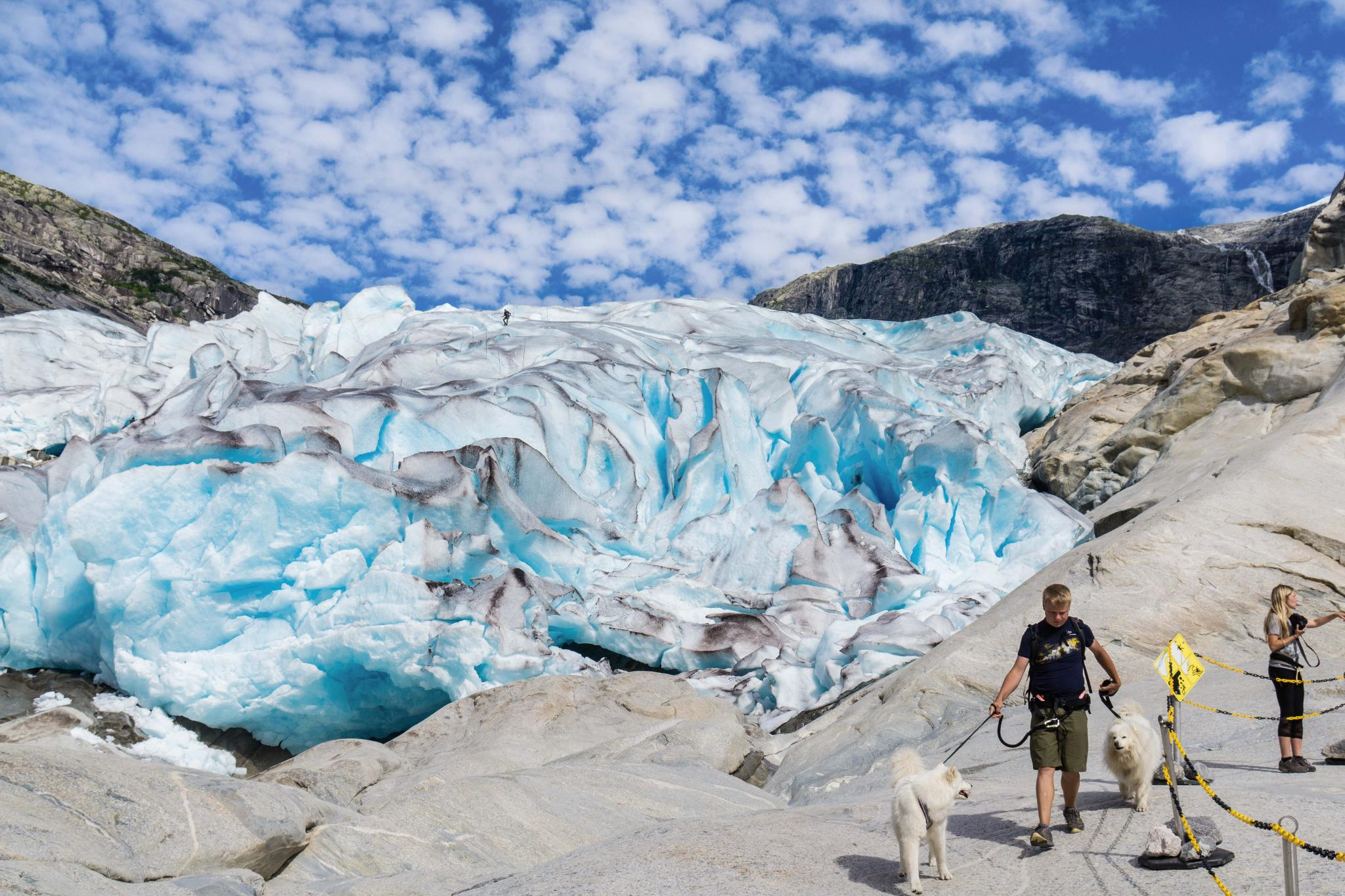 約詩達特冰河
