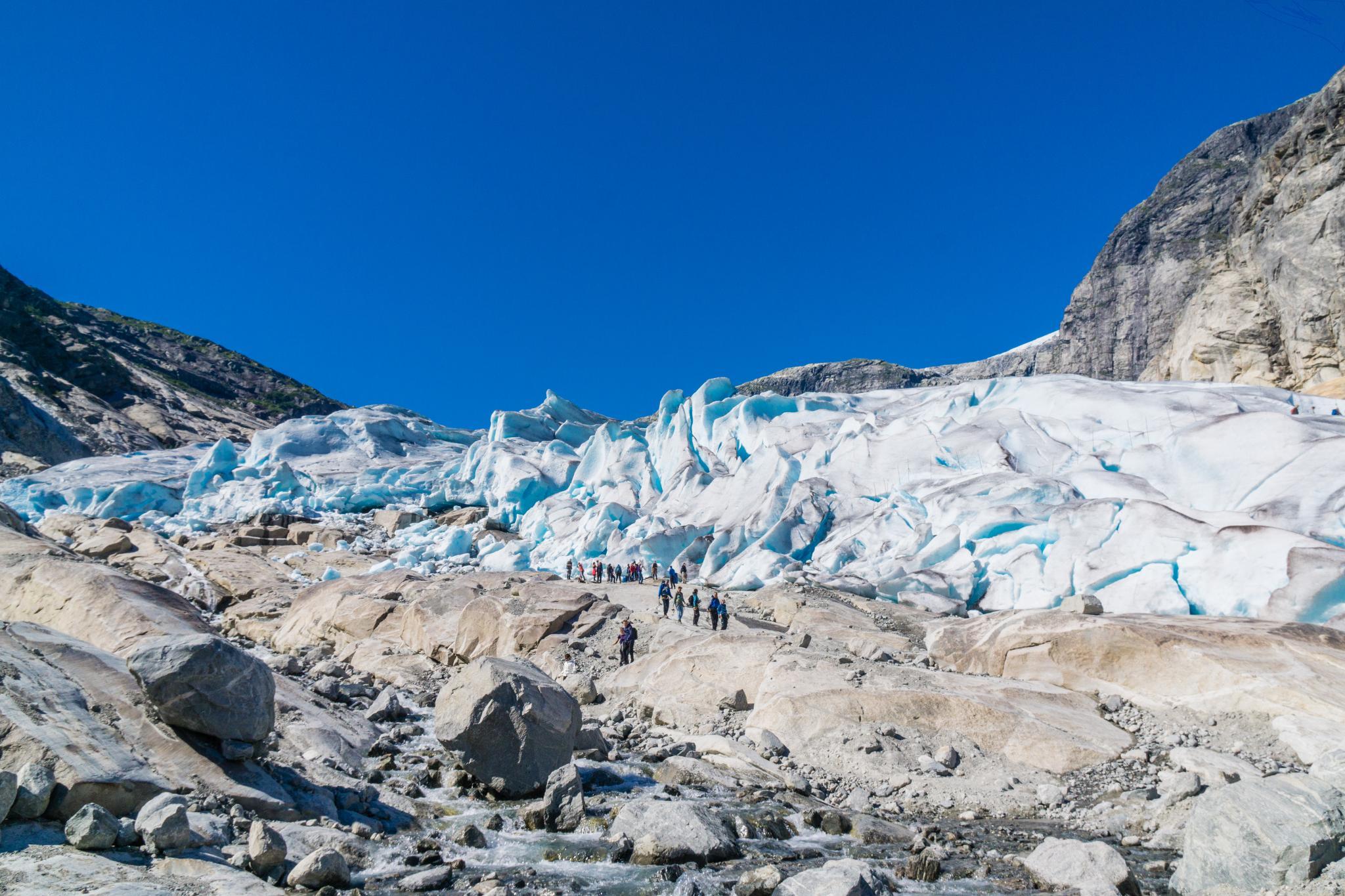 【北歐露營】挪威冰河健行露營地 – Nigardsbreen Camping