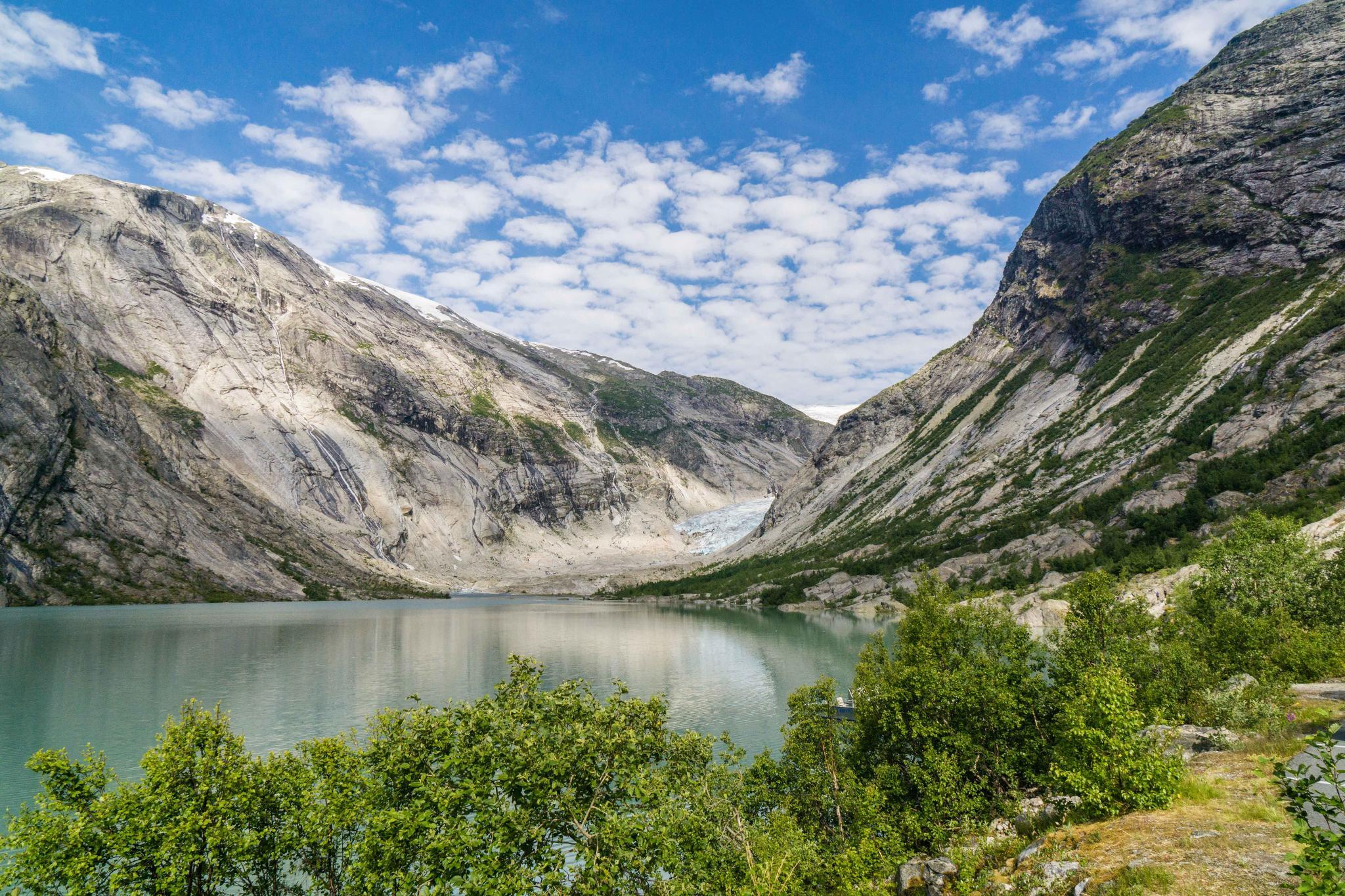 【北歐景點】冒險挪威!峽灣區最刺激的冰河健行 - Nigardsbreen Long Blue Ice Hike 8